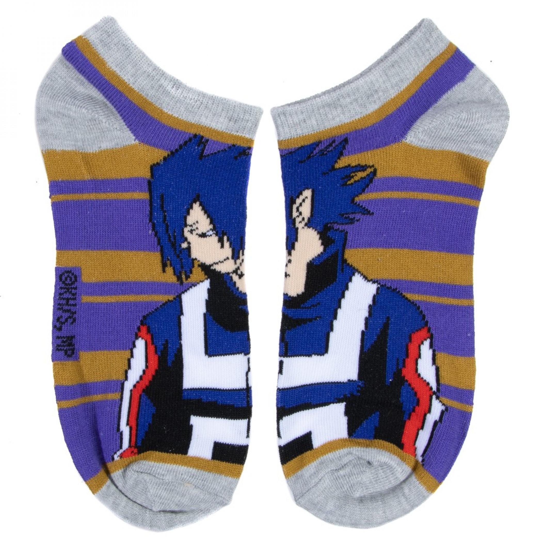 My Hero Academia 5-Pair Pack Ankle Socks