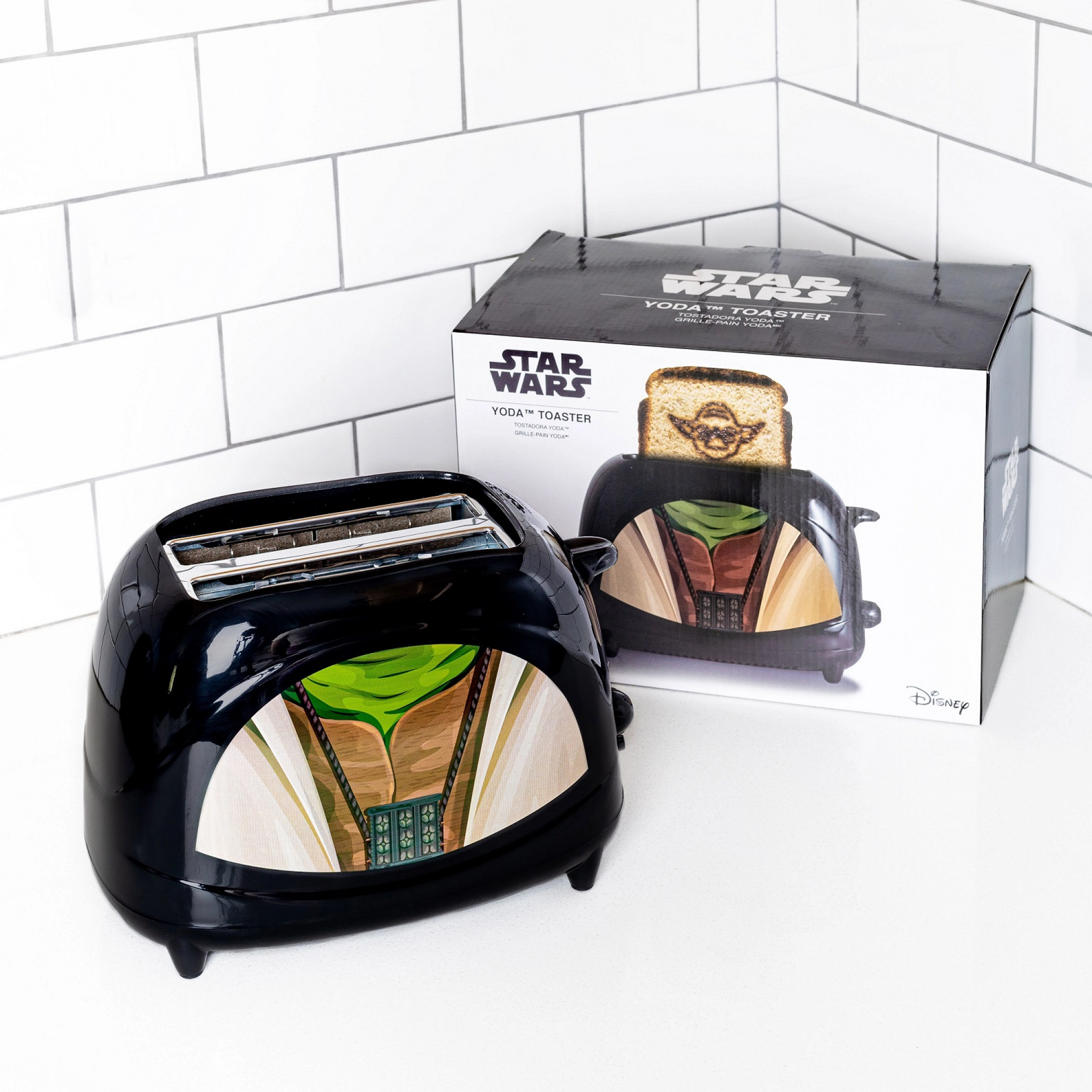 Star Wars Yoda Robe Toaster