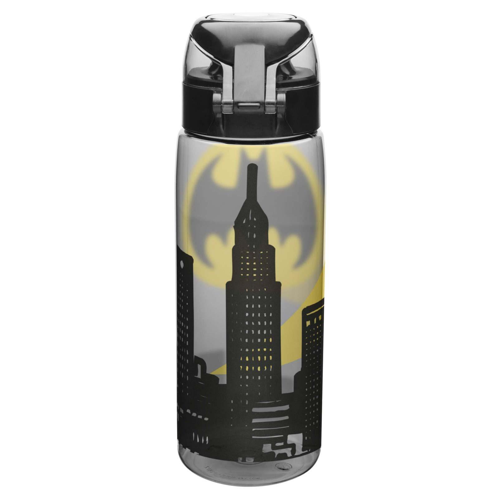 Batman Travel Water Bottle With Loop
