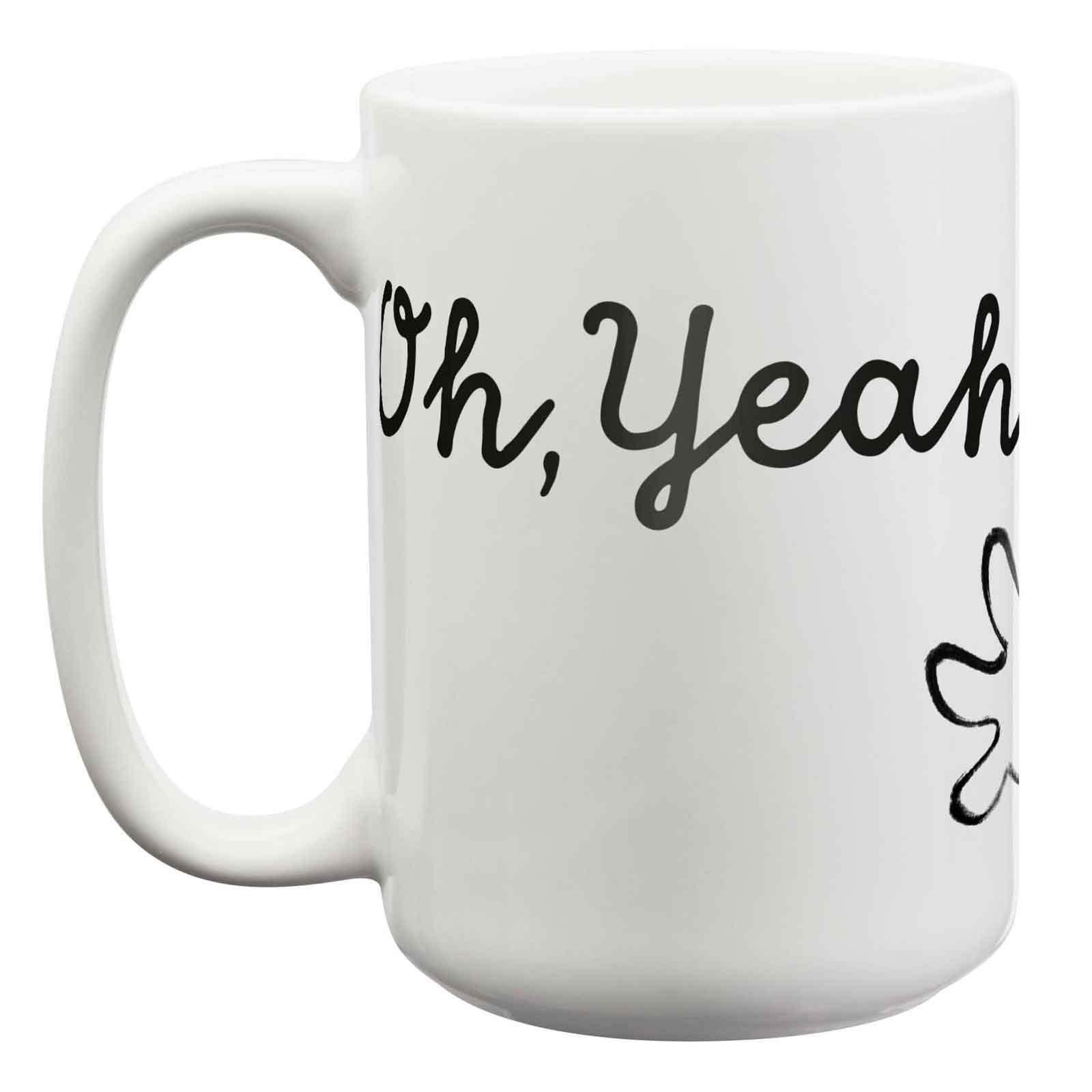 Mickey Mouse Spray Paint Coffee Mug