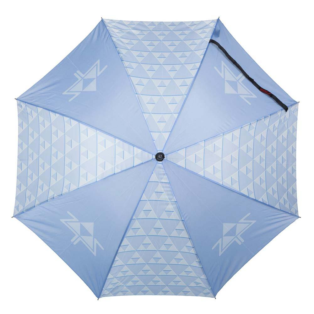 Legend Of Zelda Triforce Sword Blue Umbrella