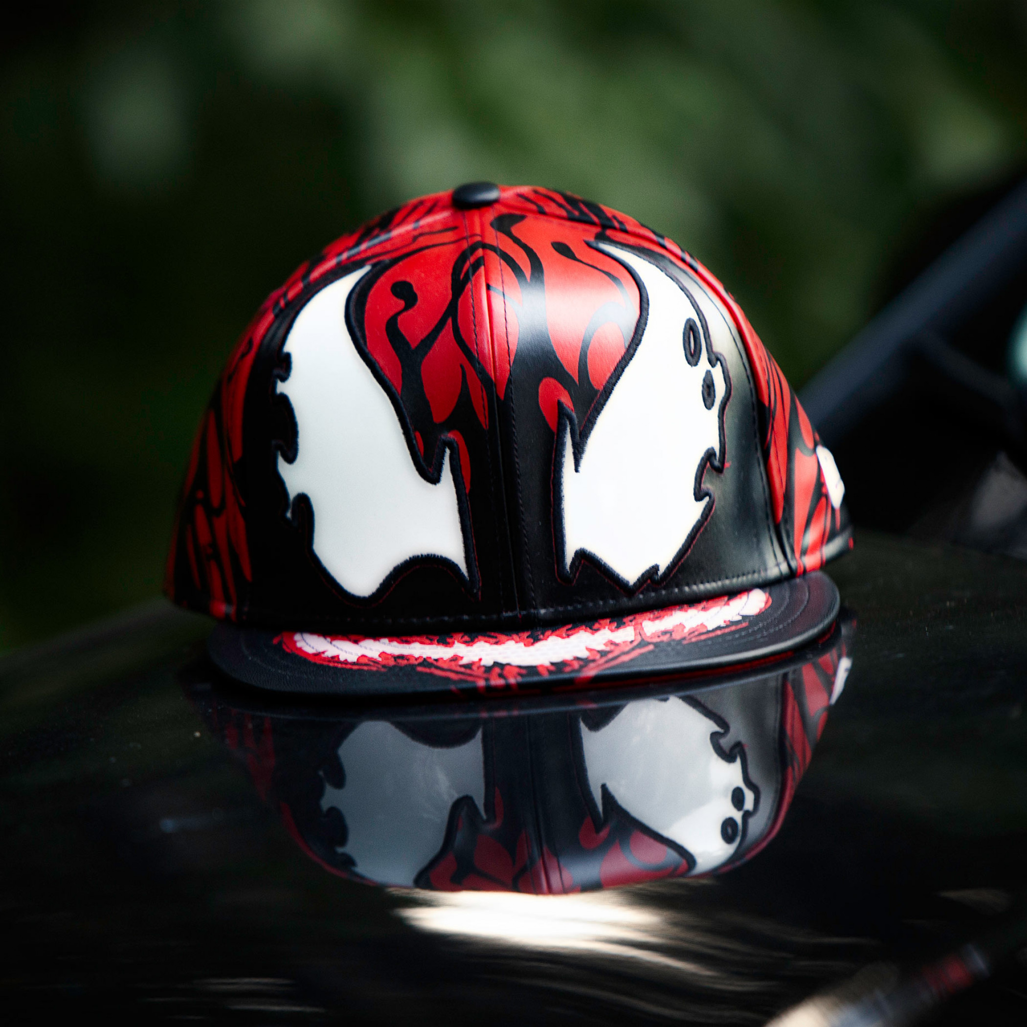 Carnage Big Face 59Fifty Fitted New Era Hat