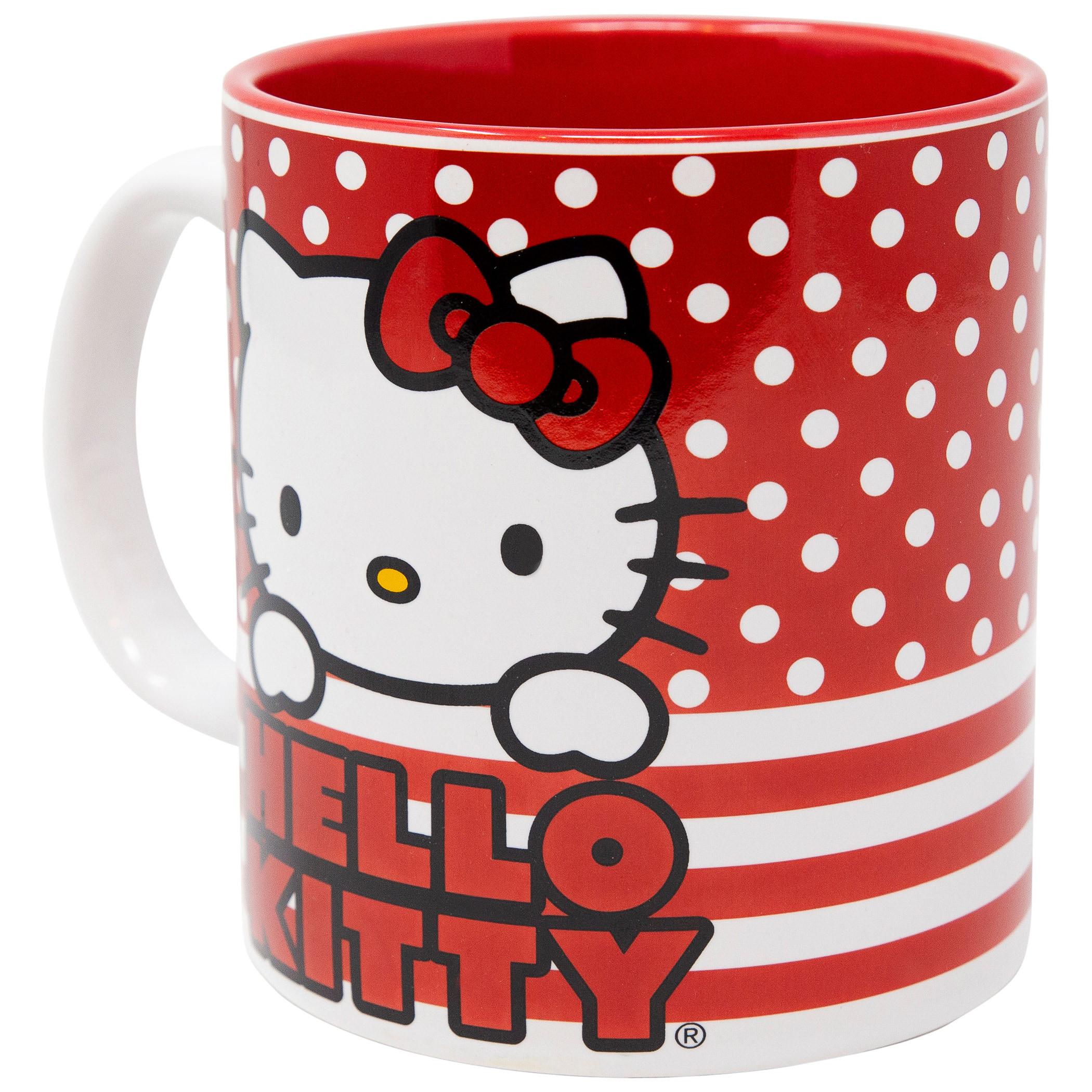 Hello Kitty 20 Ounce Ceramic Mug