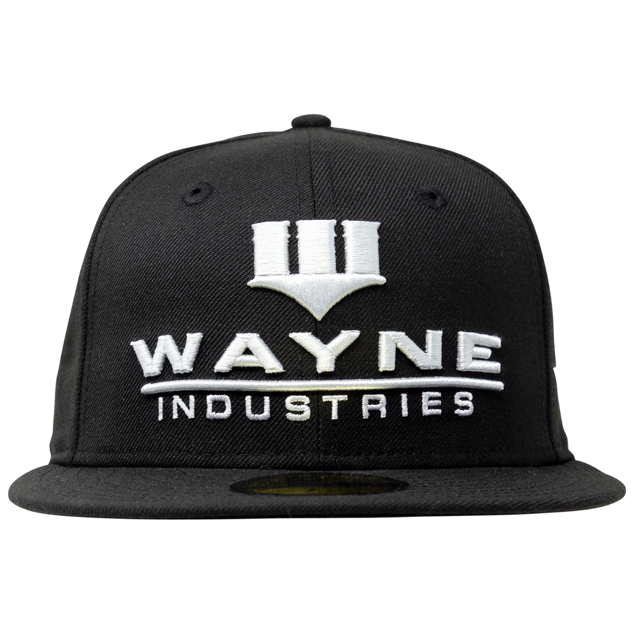 Batman Wayne Industries New Era 59Fifty Fitted Hat