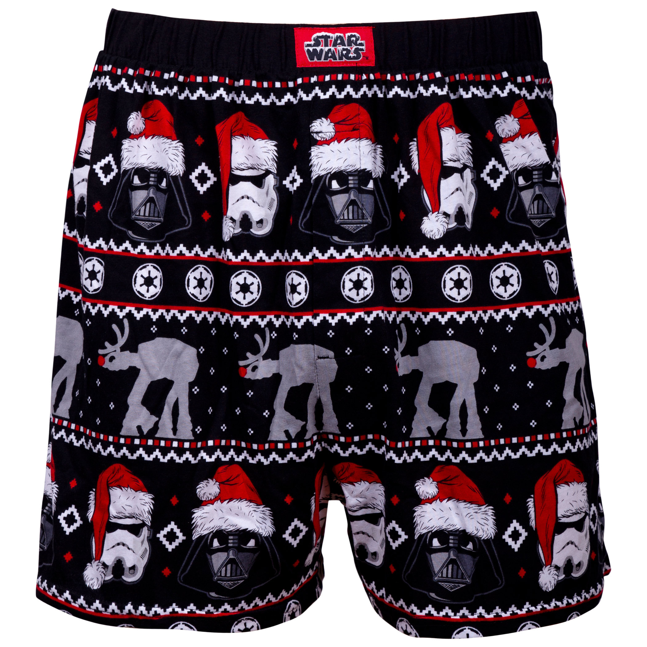 Star Wars Empire Christmas Cheer Boxers
