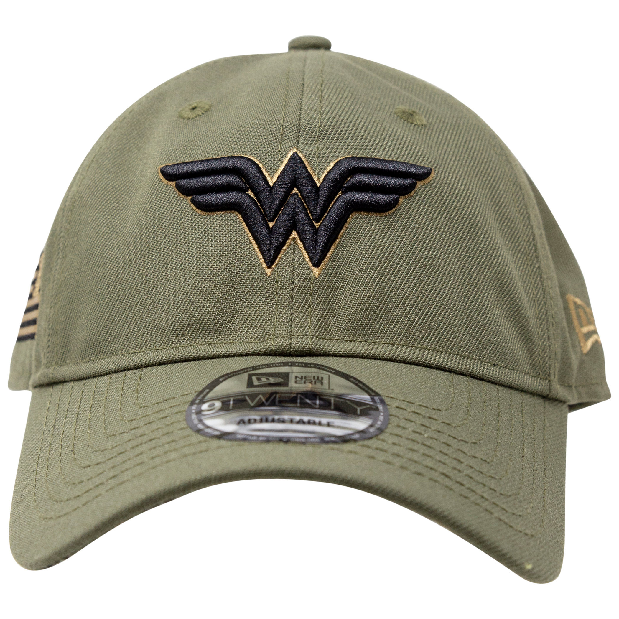 Wonder Woman Salute to Service New Era 9Twenty Adjustable Hat