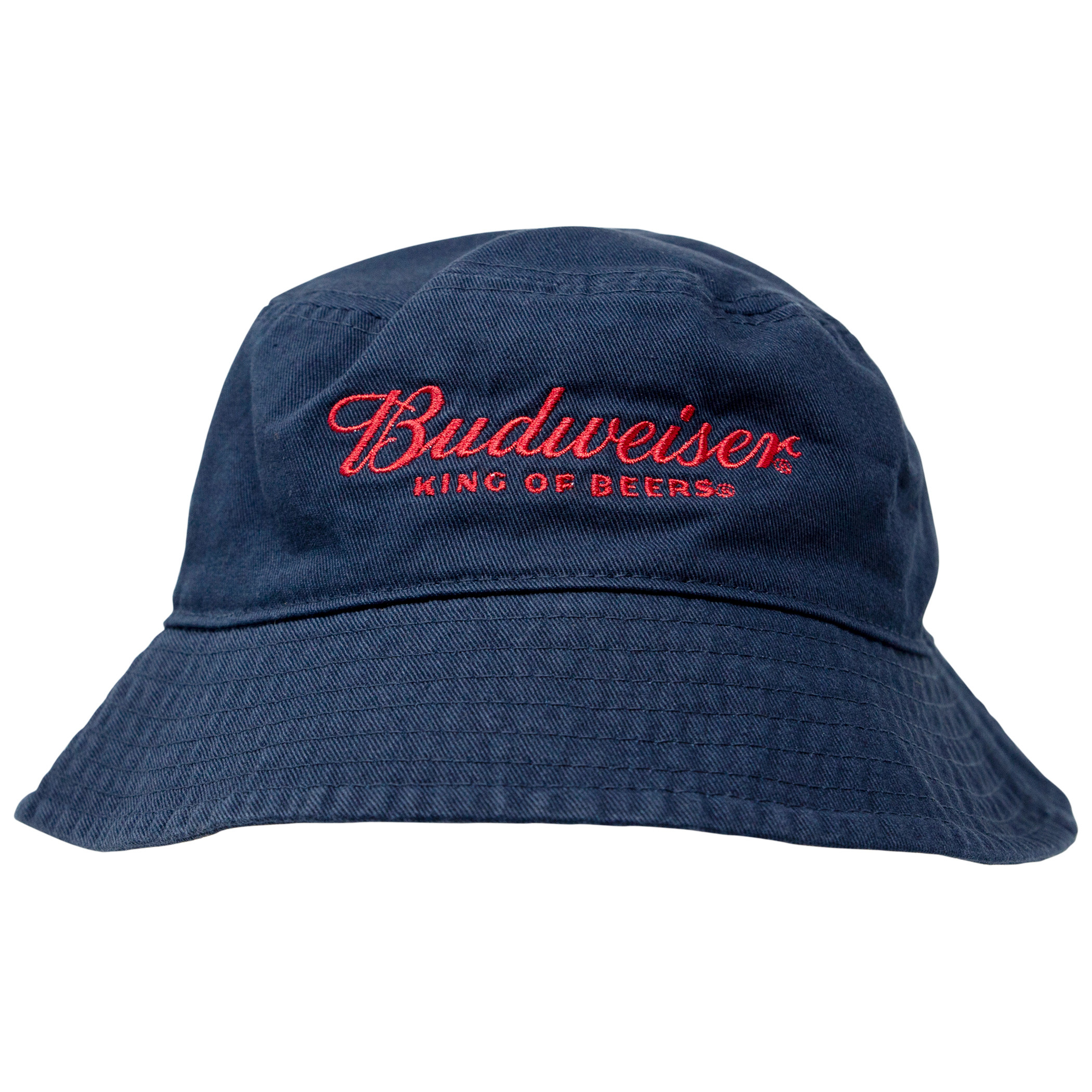 Budweiser Beer Blue Bucket Hat