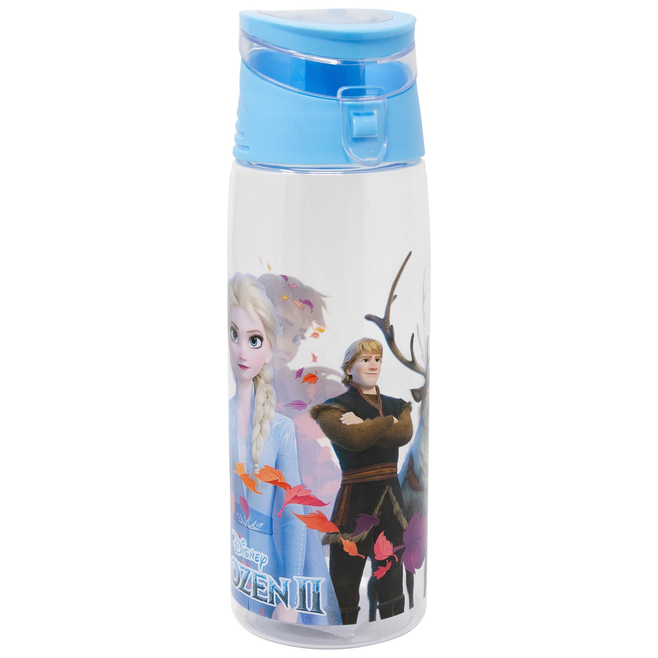 Frozen 2 Flip Top 25 Ounce Water Bottle