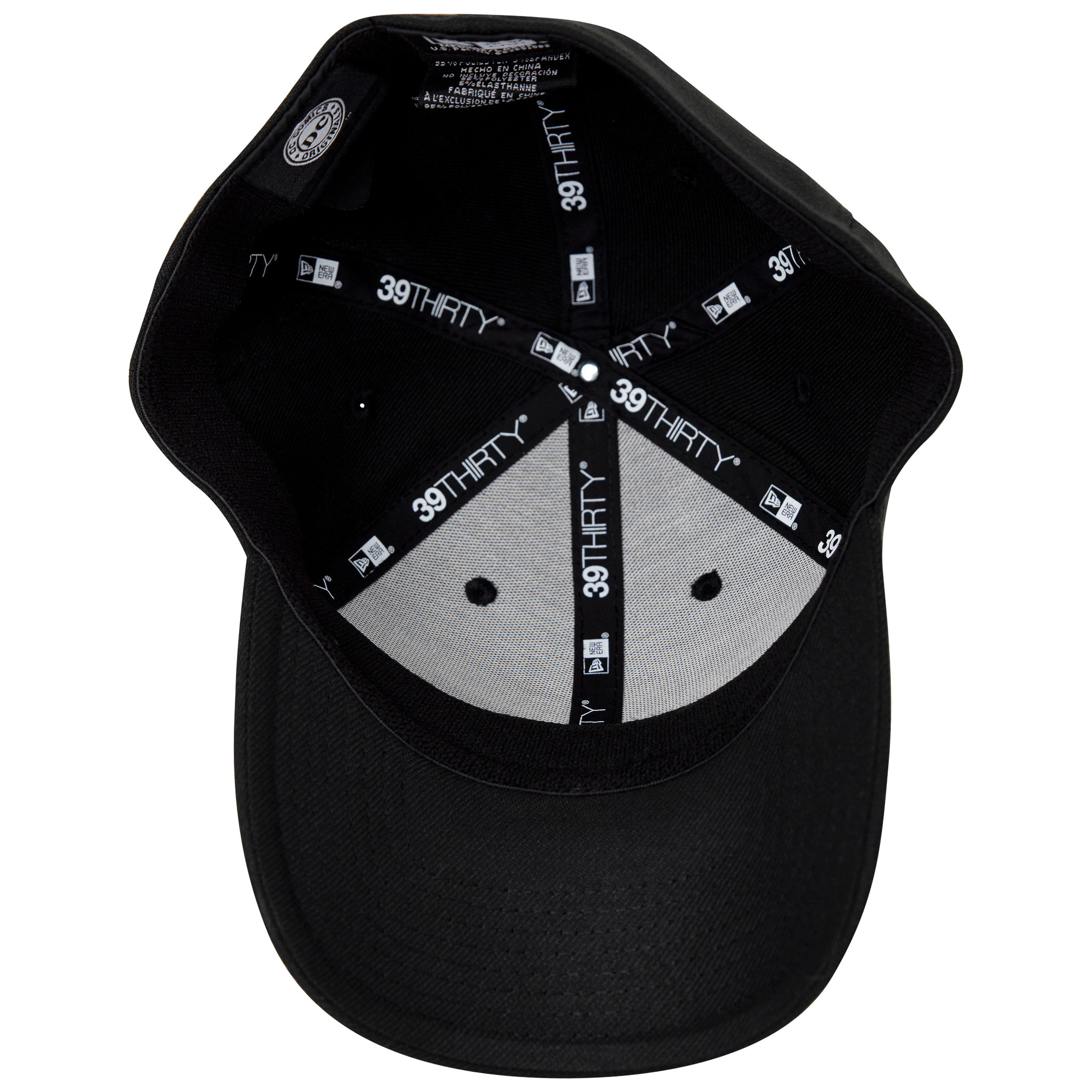 The Joker Text New Era 39Thirty Fitted Hat