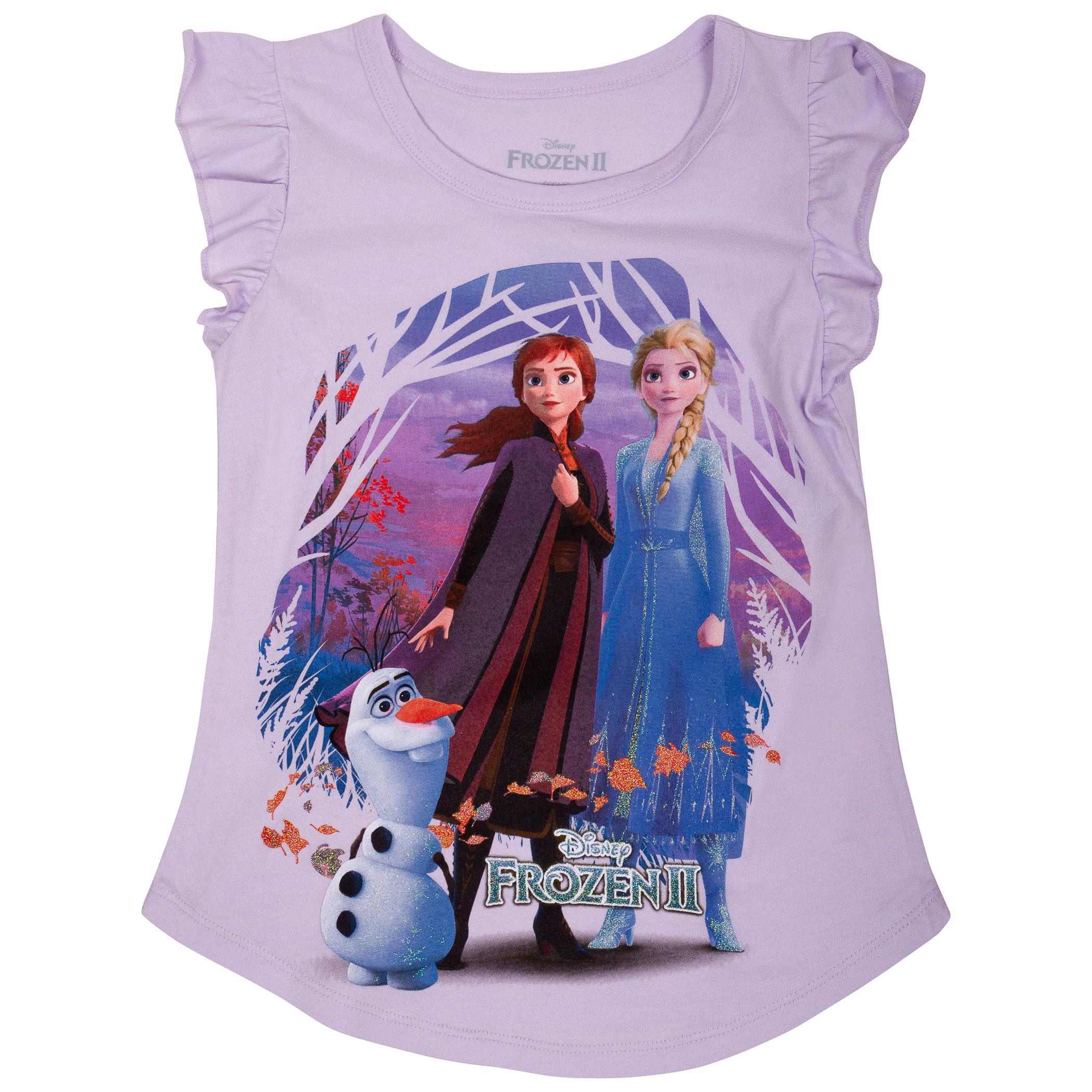 Frozen 2 Love Girls Shirt