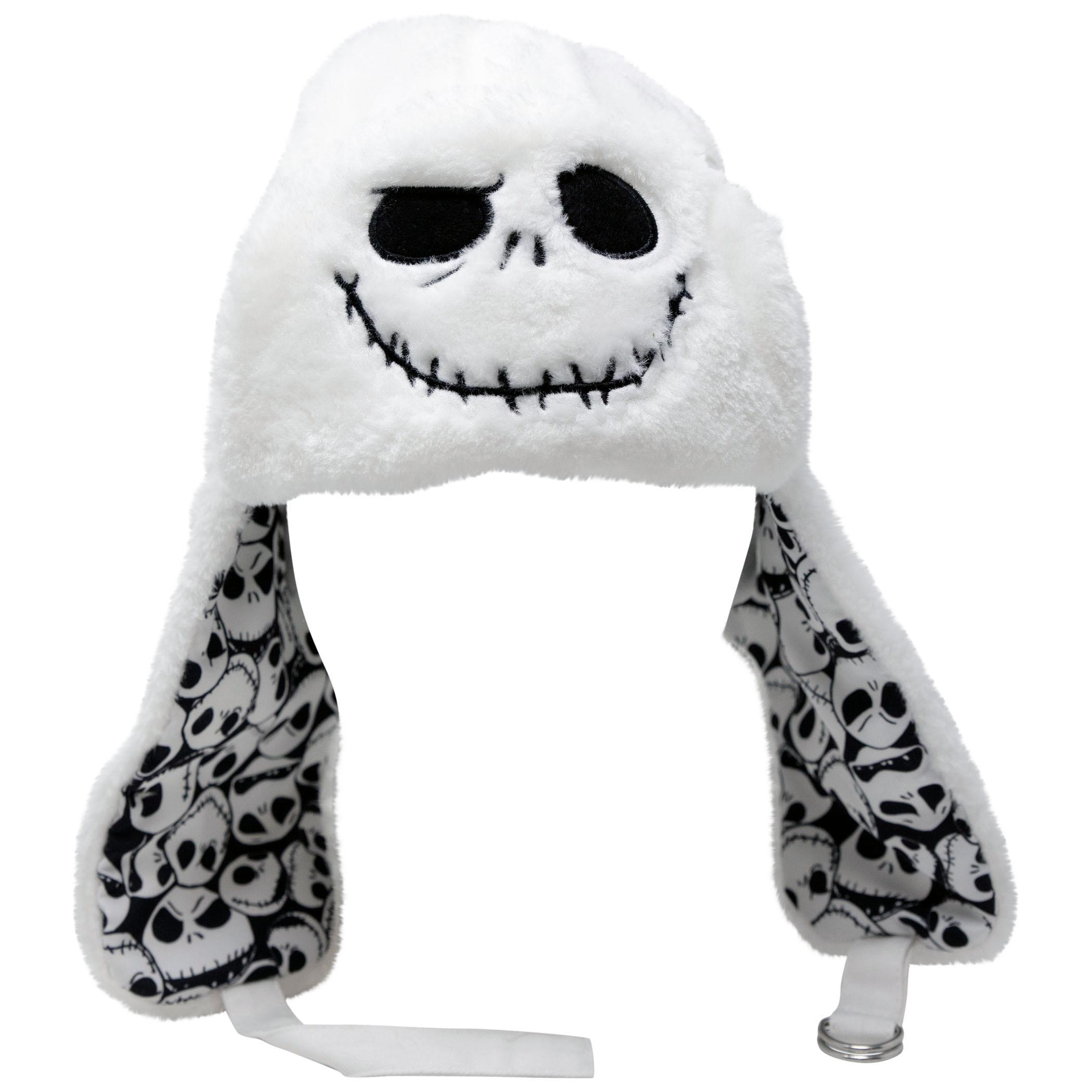 Nightmare Before Christmas Reversible Bomber Winter Hat
