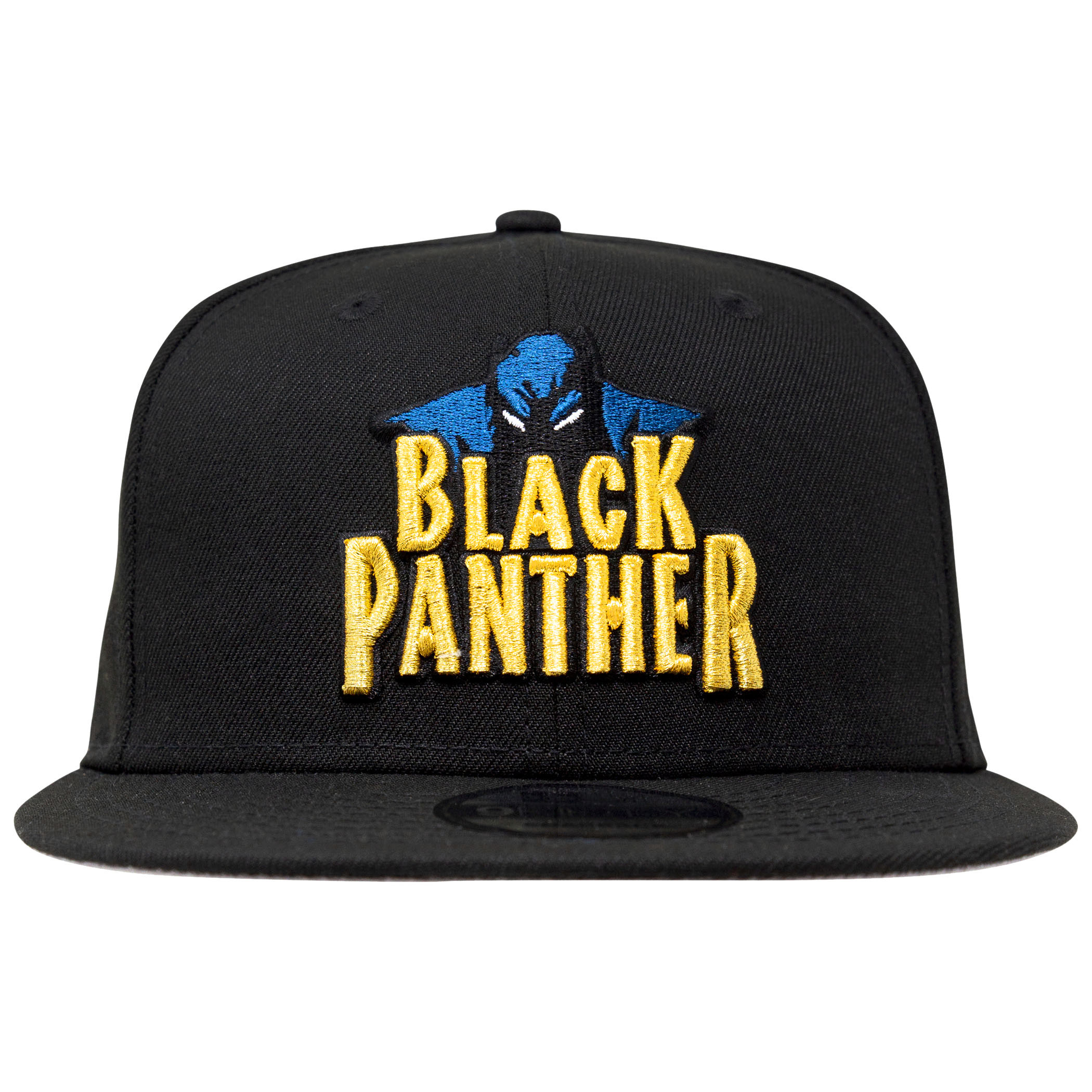 Black Panther Marvel 80th New Era 9Fifty Adjustable Hat