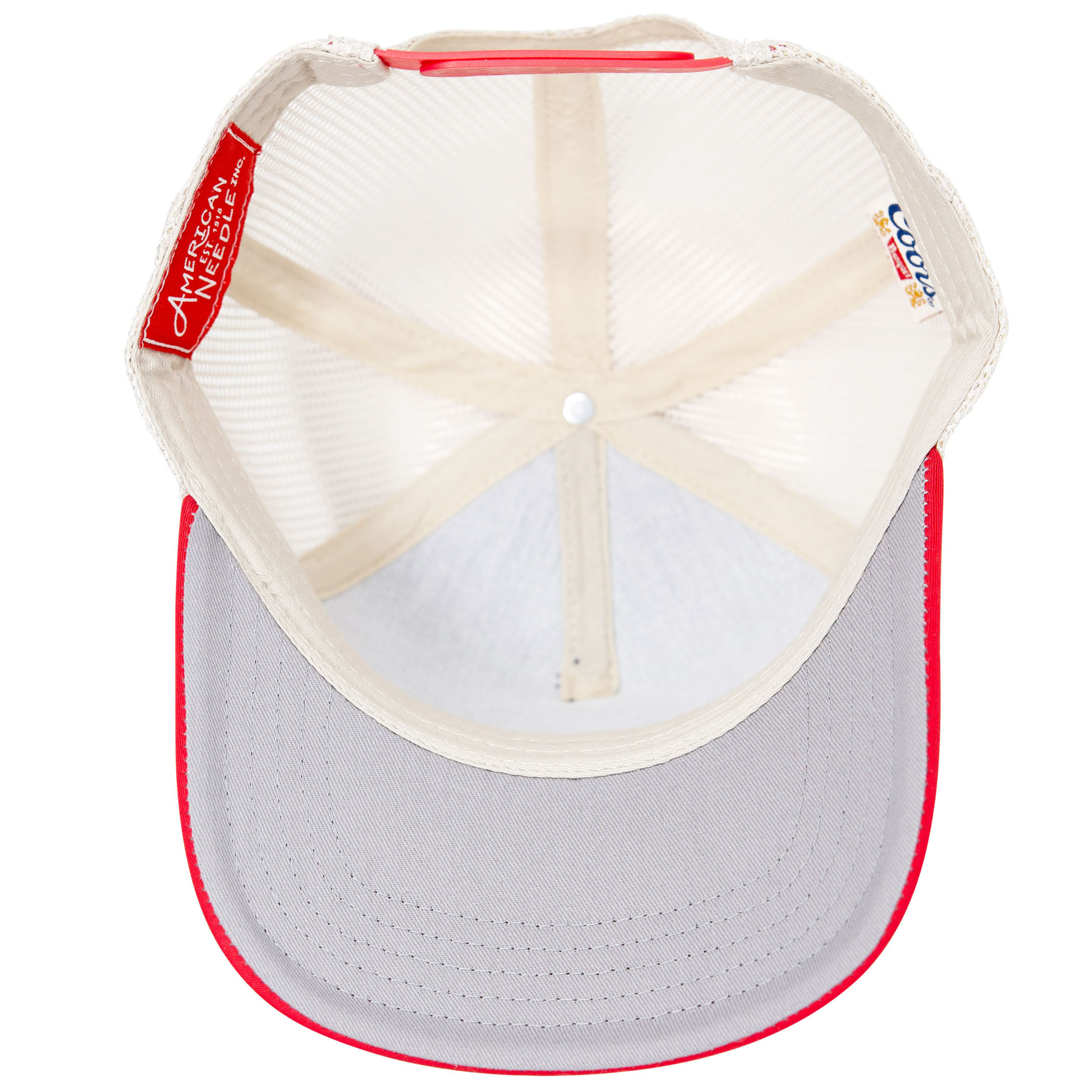 Coors Banquet Red White and Blue Vintage Hat