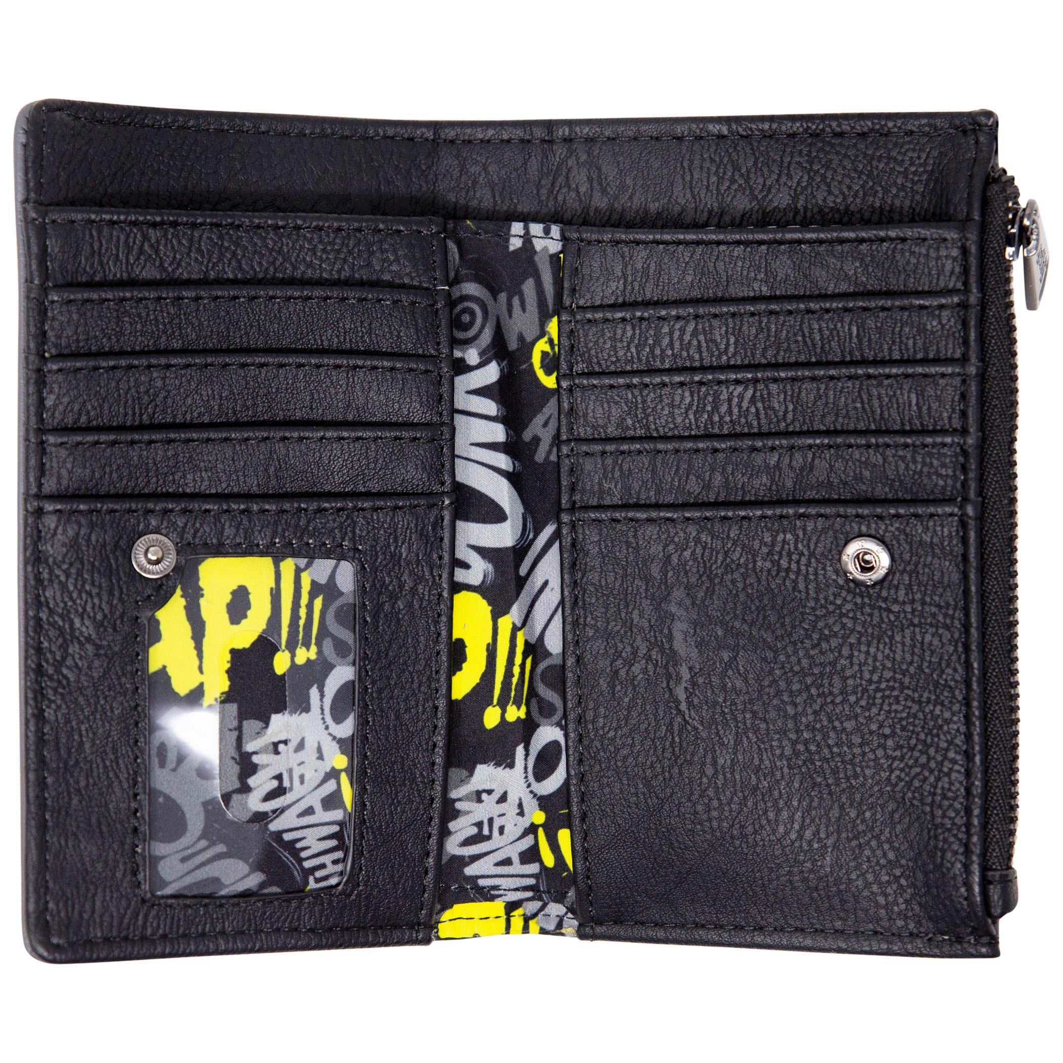 Batman Spotlight Faux Leather Wallet
