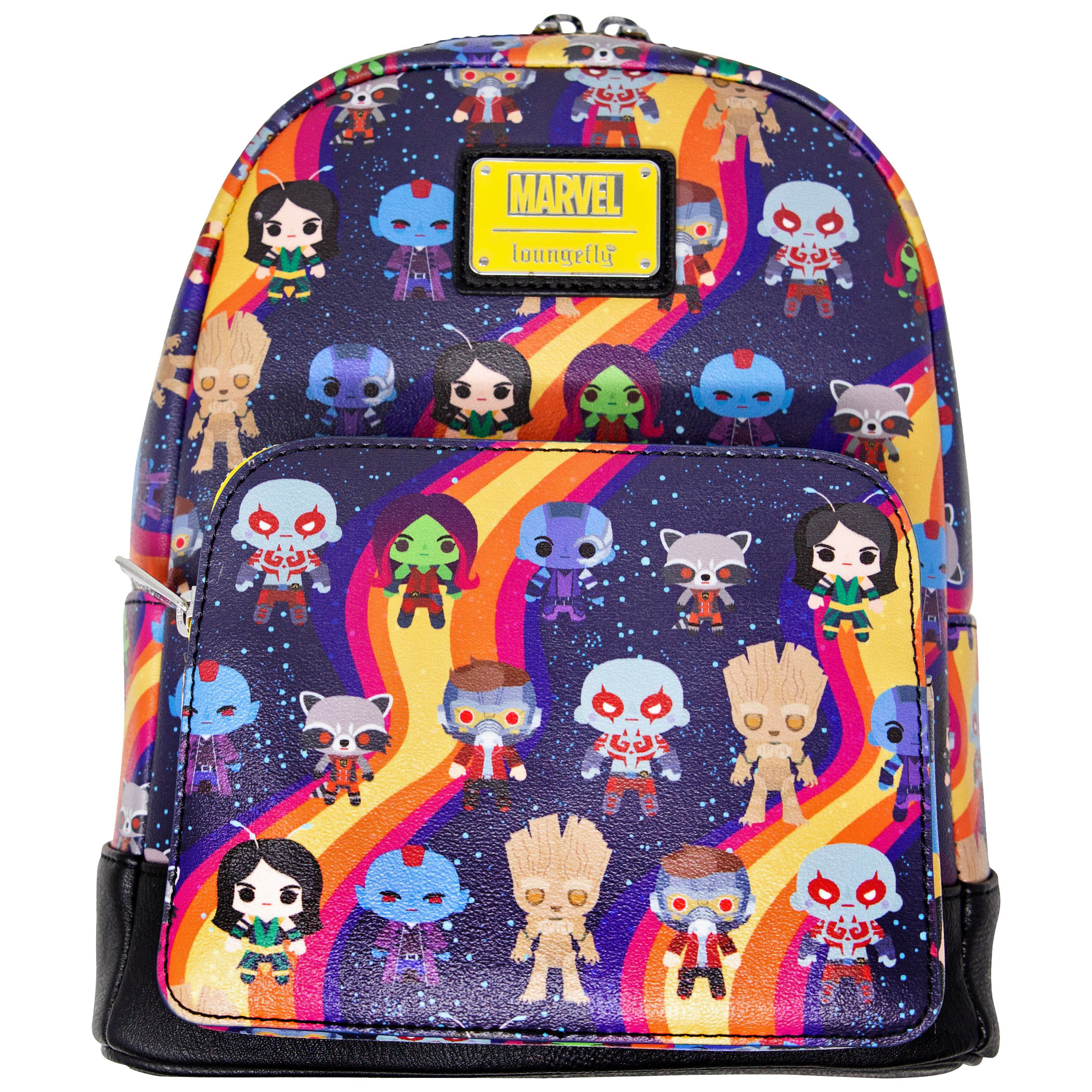 Guardians of the Galaxy Faux Leather Mini Backpack