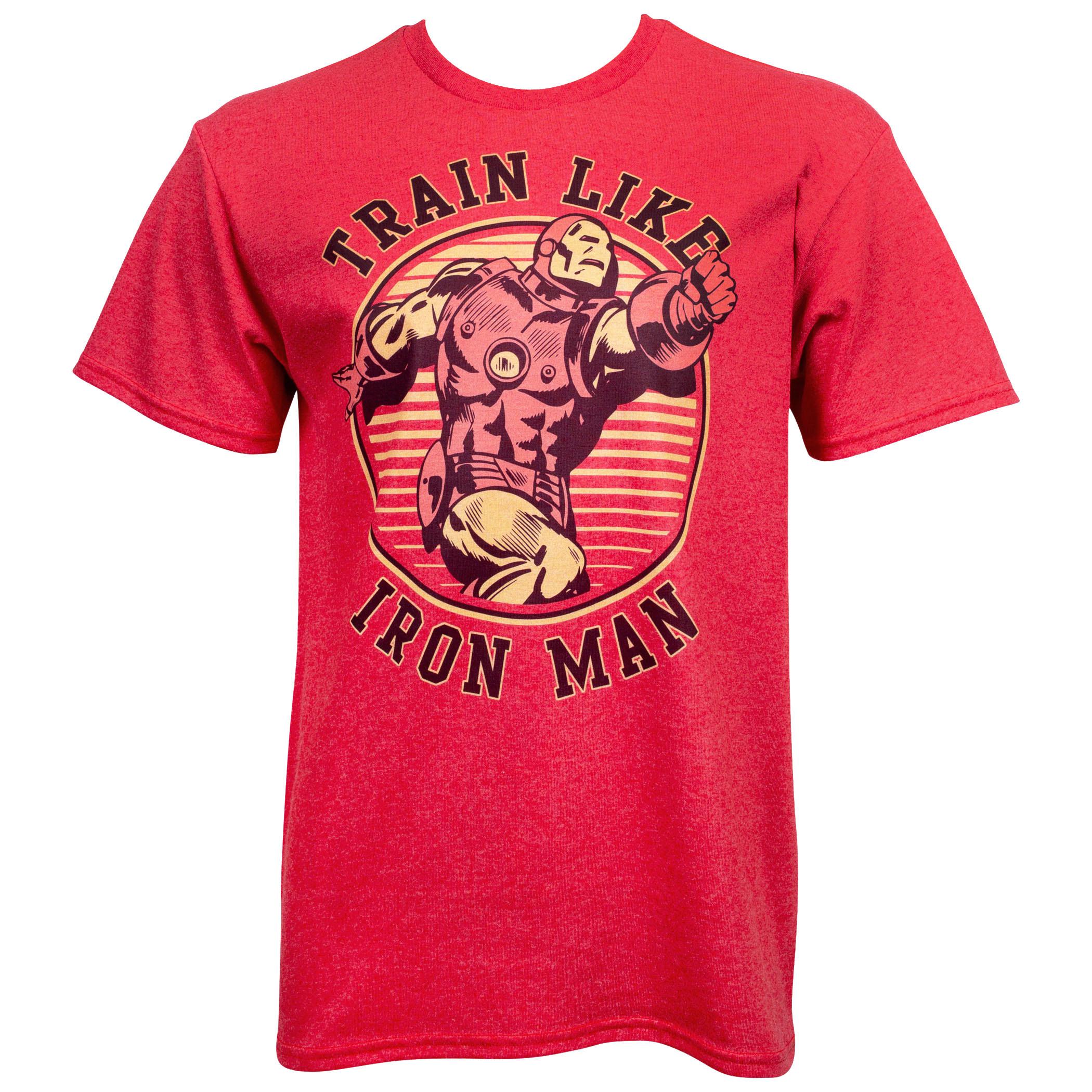 Iron Man Train T-Shirt