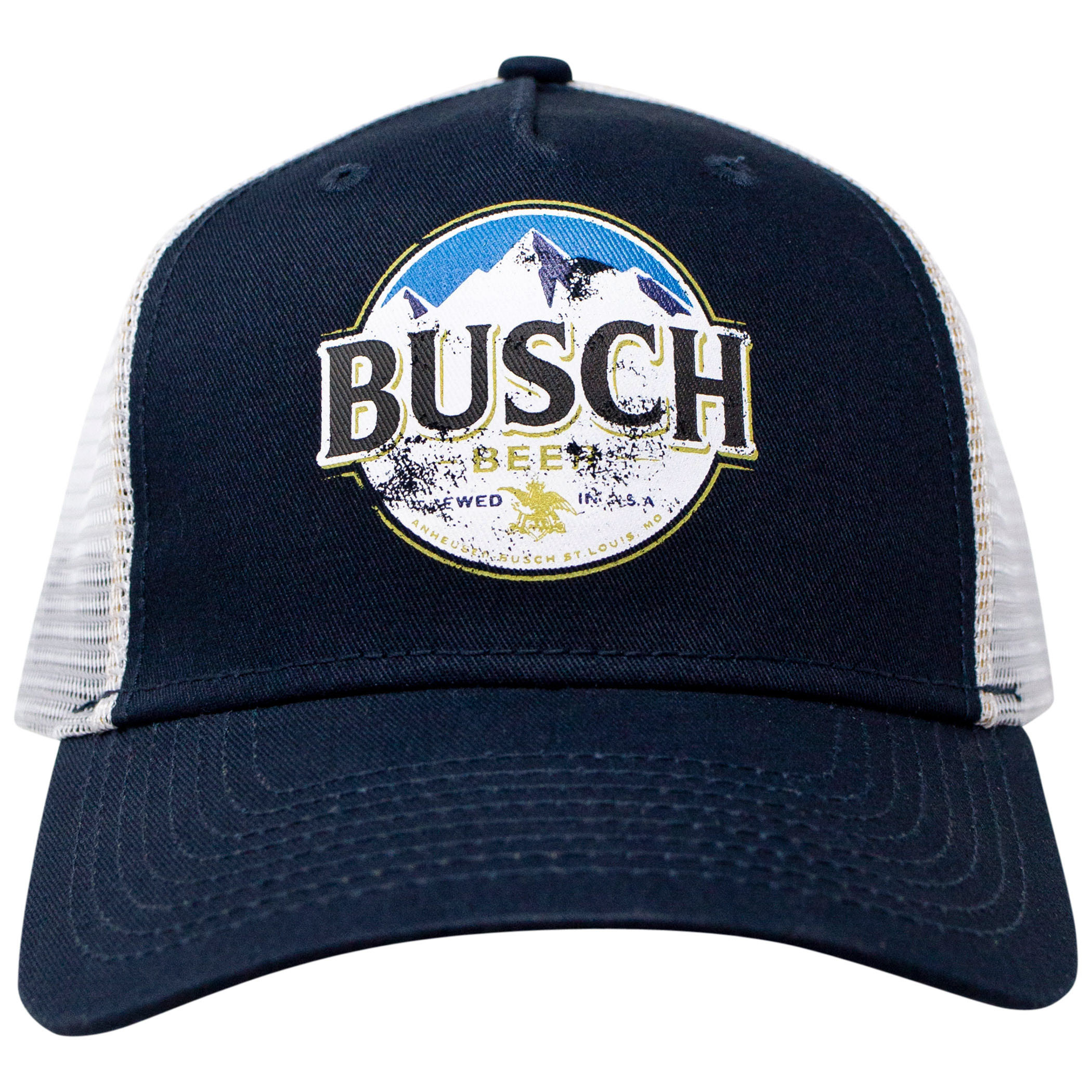 Busch Adjustable Trucker Hat