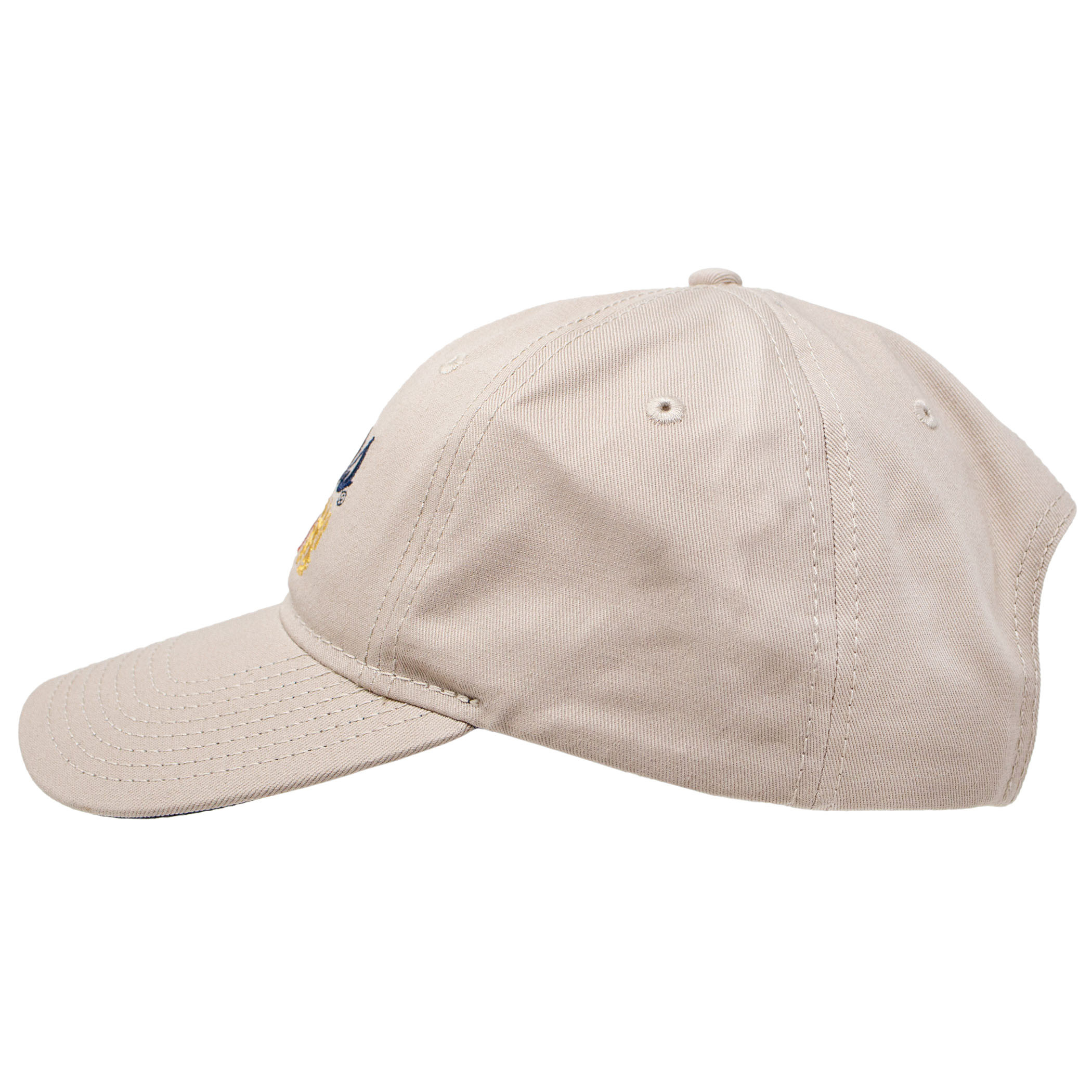 Coors Banquet Beer Logo Adjustable Khaki Hat