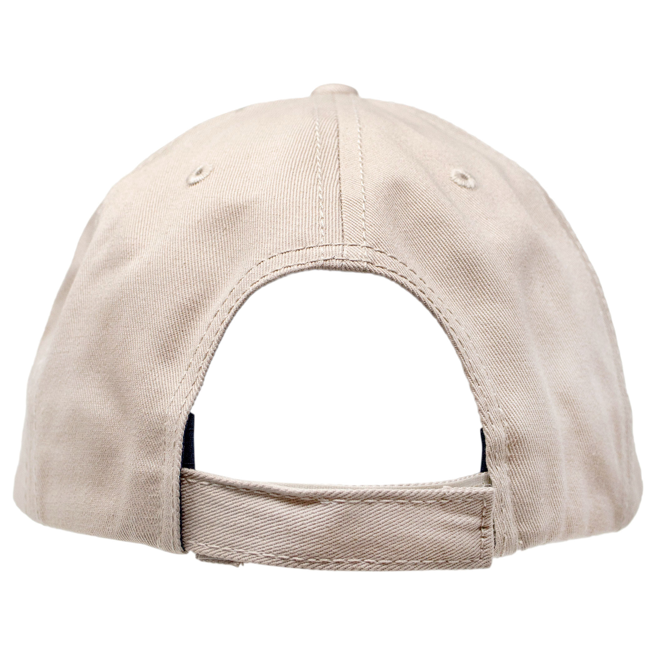 Coors Banquet Beer Logo Adjustable Khaki Hat Beige