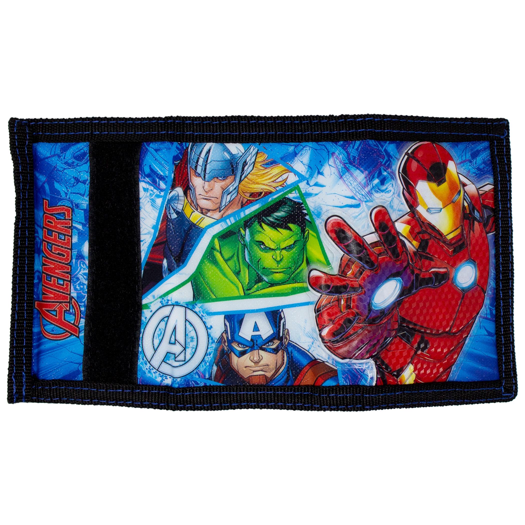 Avengers Kids Wallet