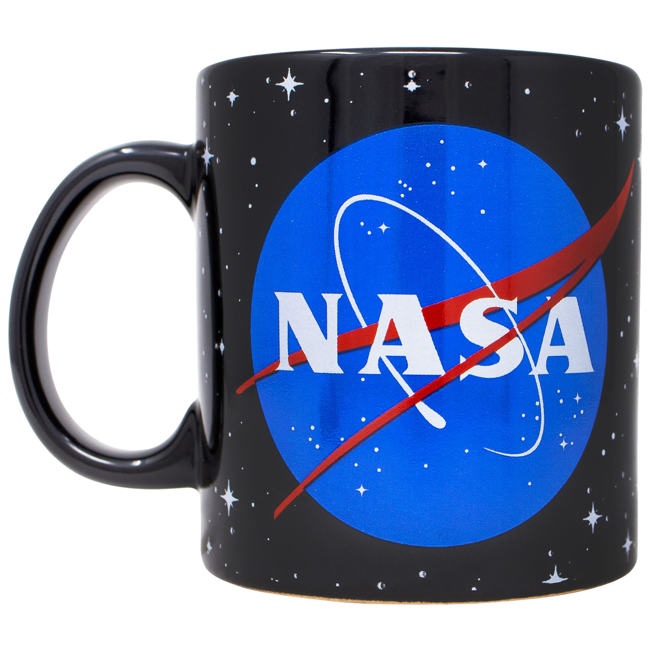 NASA Logo 20 Ounce Ceramic Mug