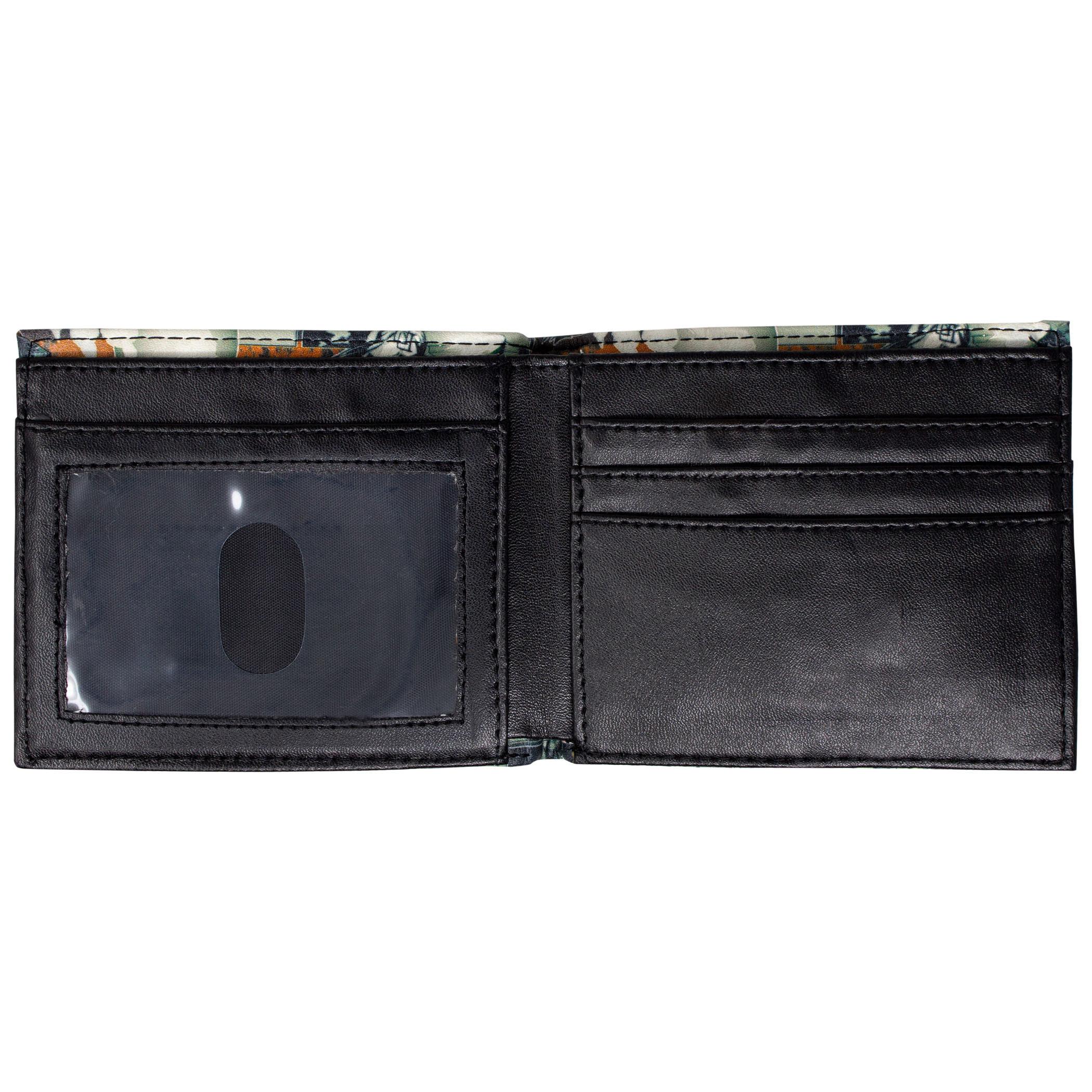 Punisher Bi-Fold Wallet