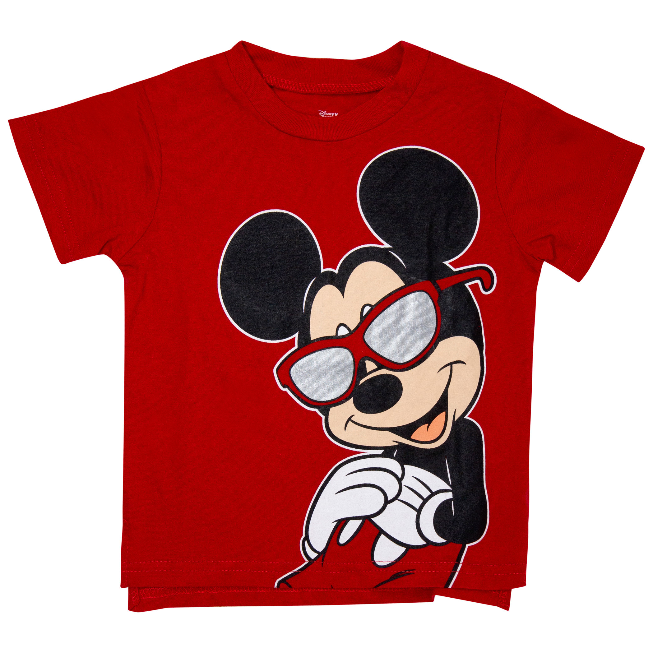 Mickey Mouse Cool Dude Shirt and Shorts Toddler Boys Set