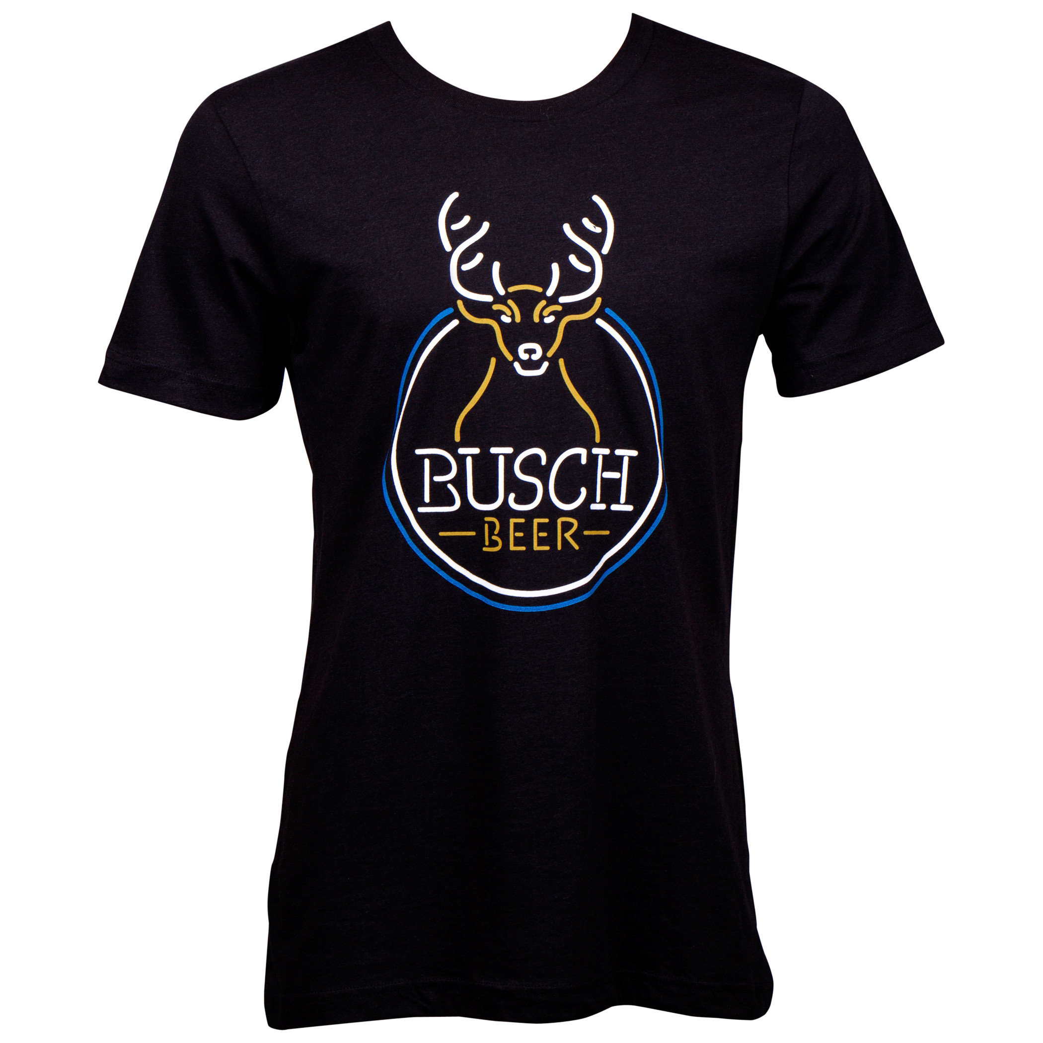 Busch Beer Deer Season Neon Sign T-Shirt