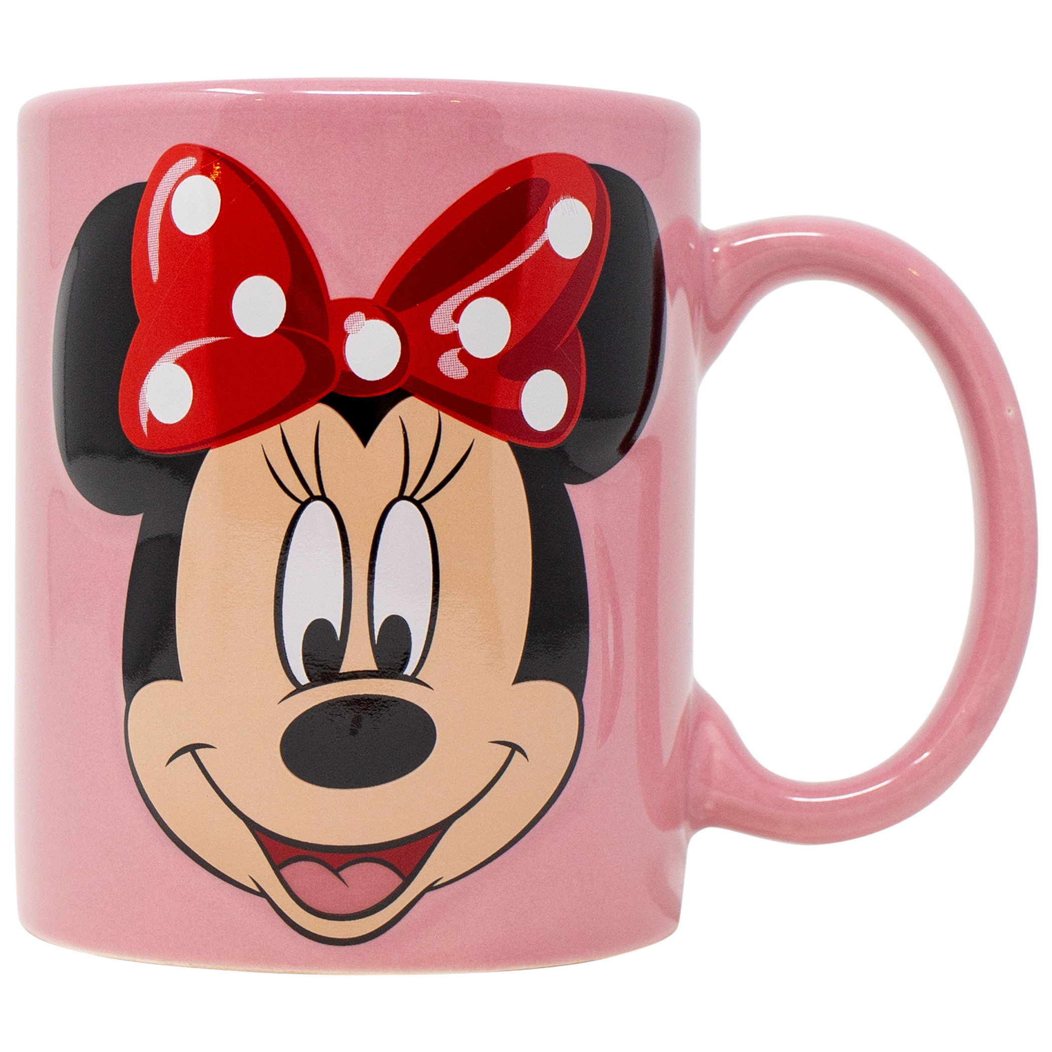 Minnie Mouse Face Disney 11 Ounce Coffee Mug