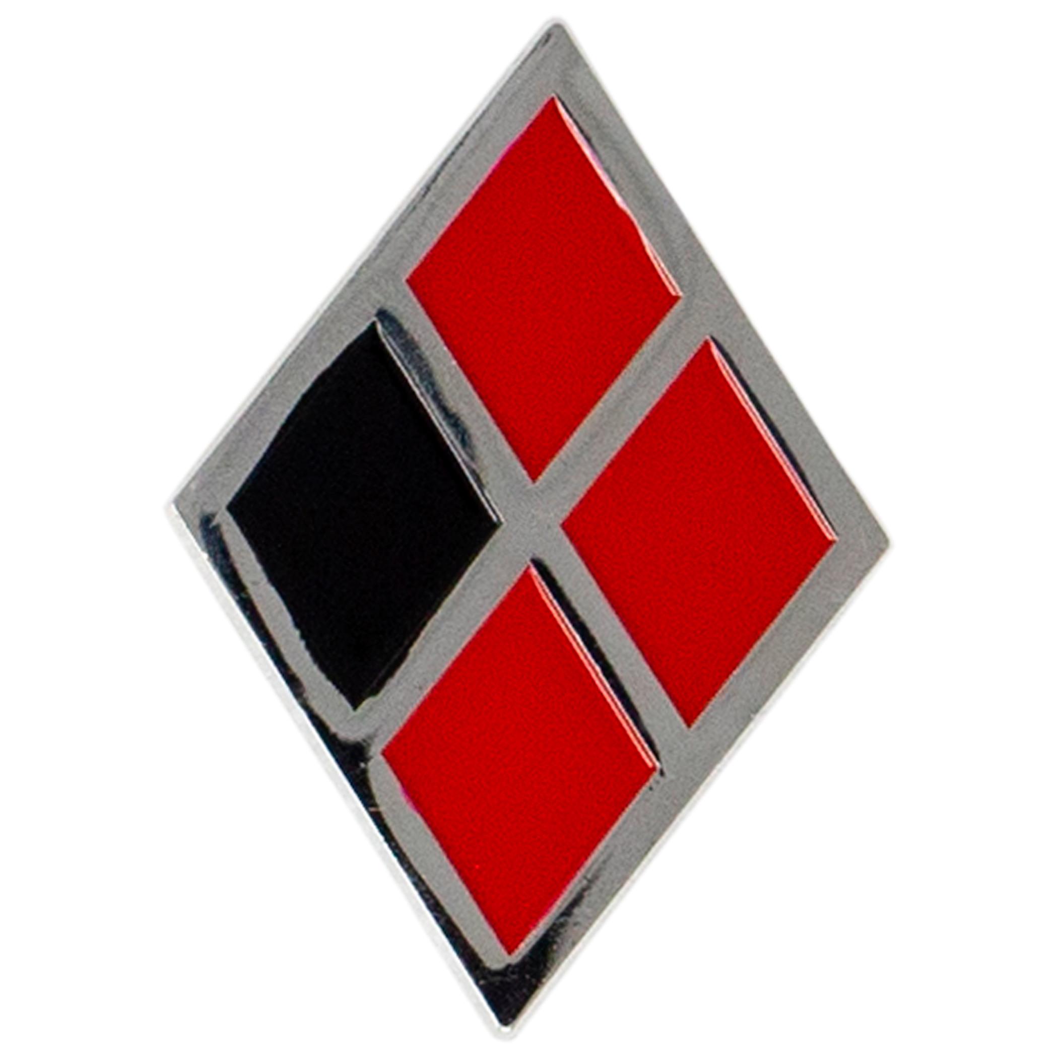 Harley Quinn Symbol Enamel Pin
