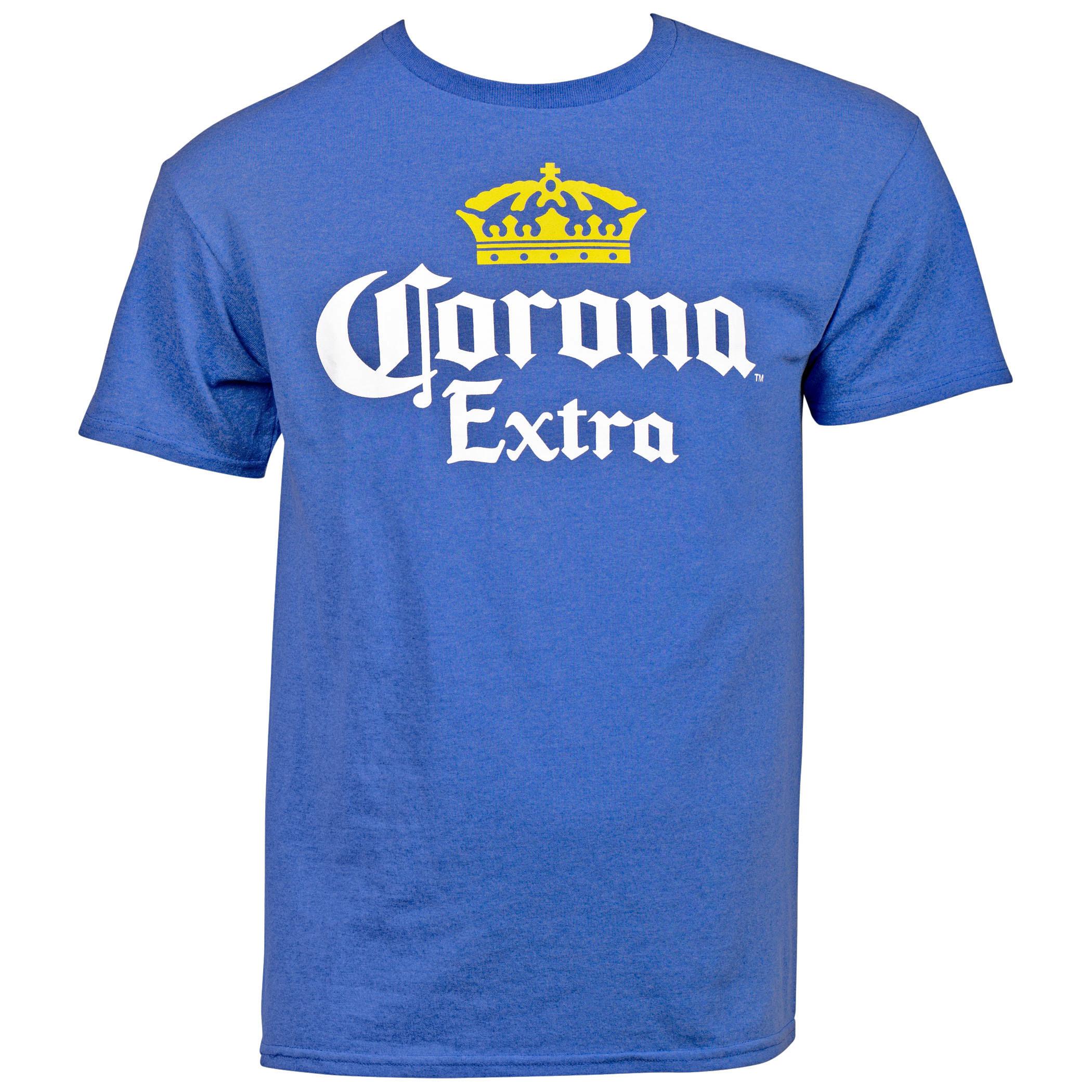 Corona Extra Classic Logo Men's T-Shirt