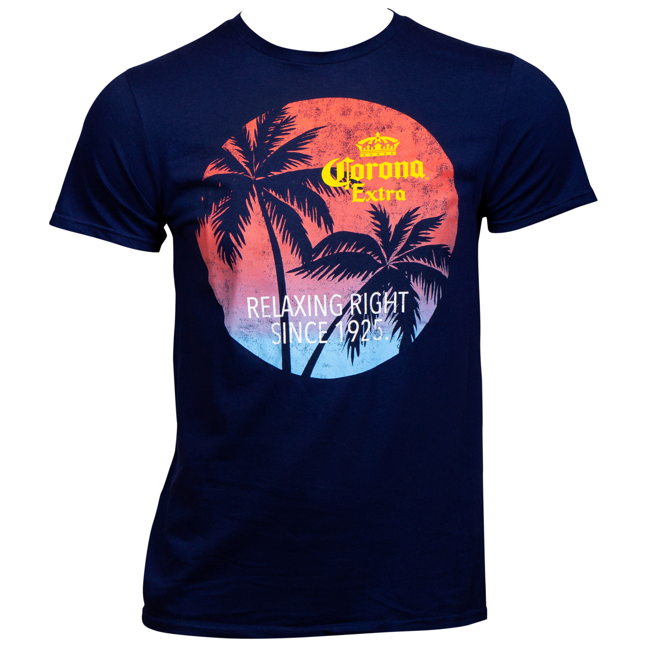 Corona Relaxing Right Sunset T-Shirt