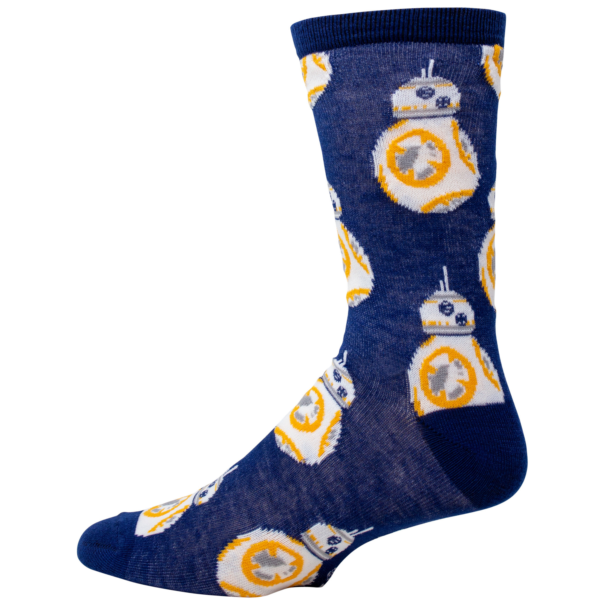 Star Wars BB-8 All Over Print Crew Socks