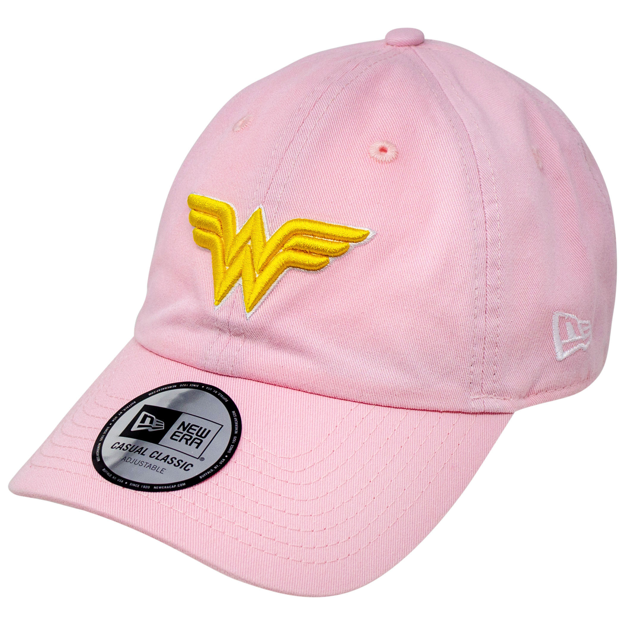 Wonder Woman Symbol New Era Casual Classic Adjustable Hat