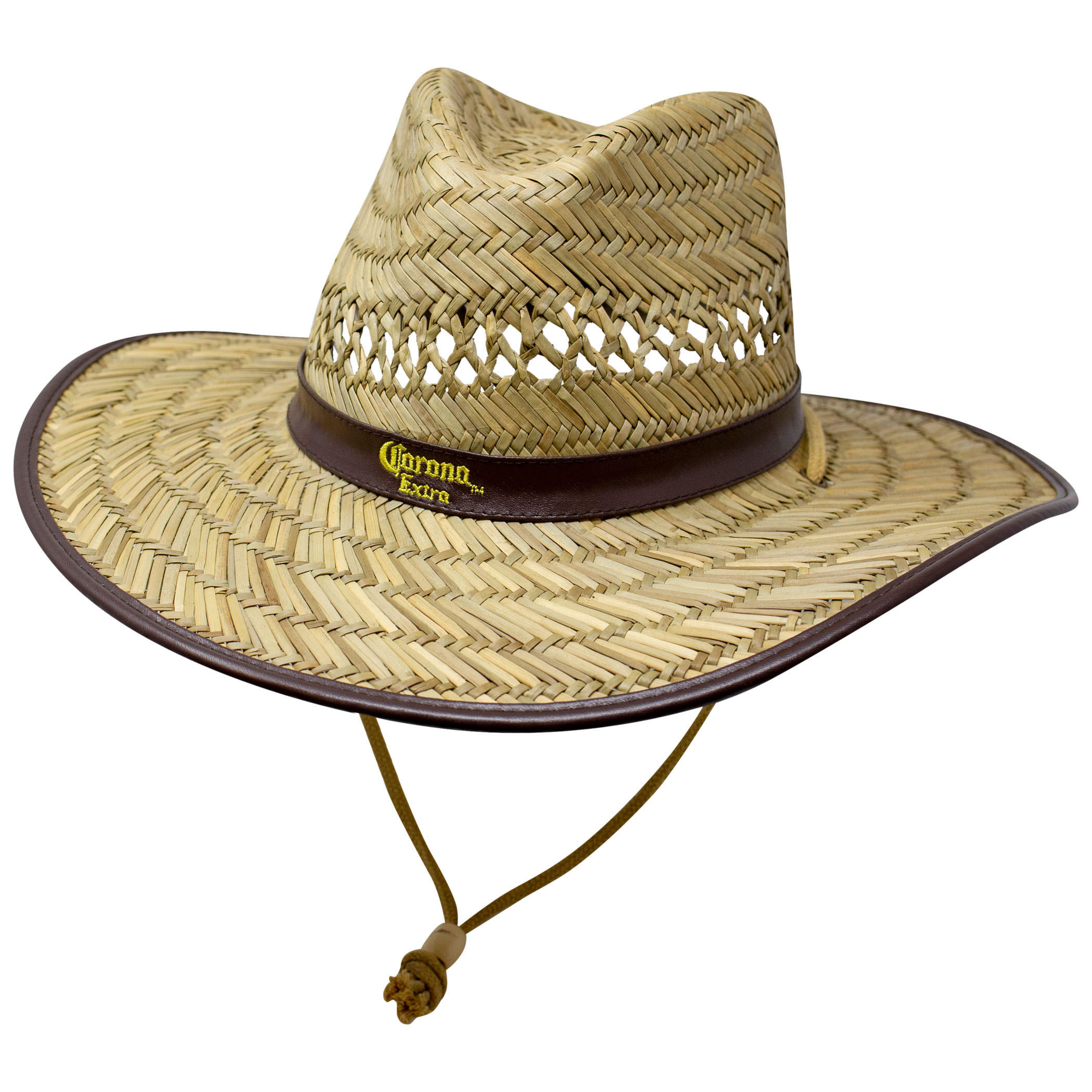 Corona Extra Straw Lifeguards Hat