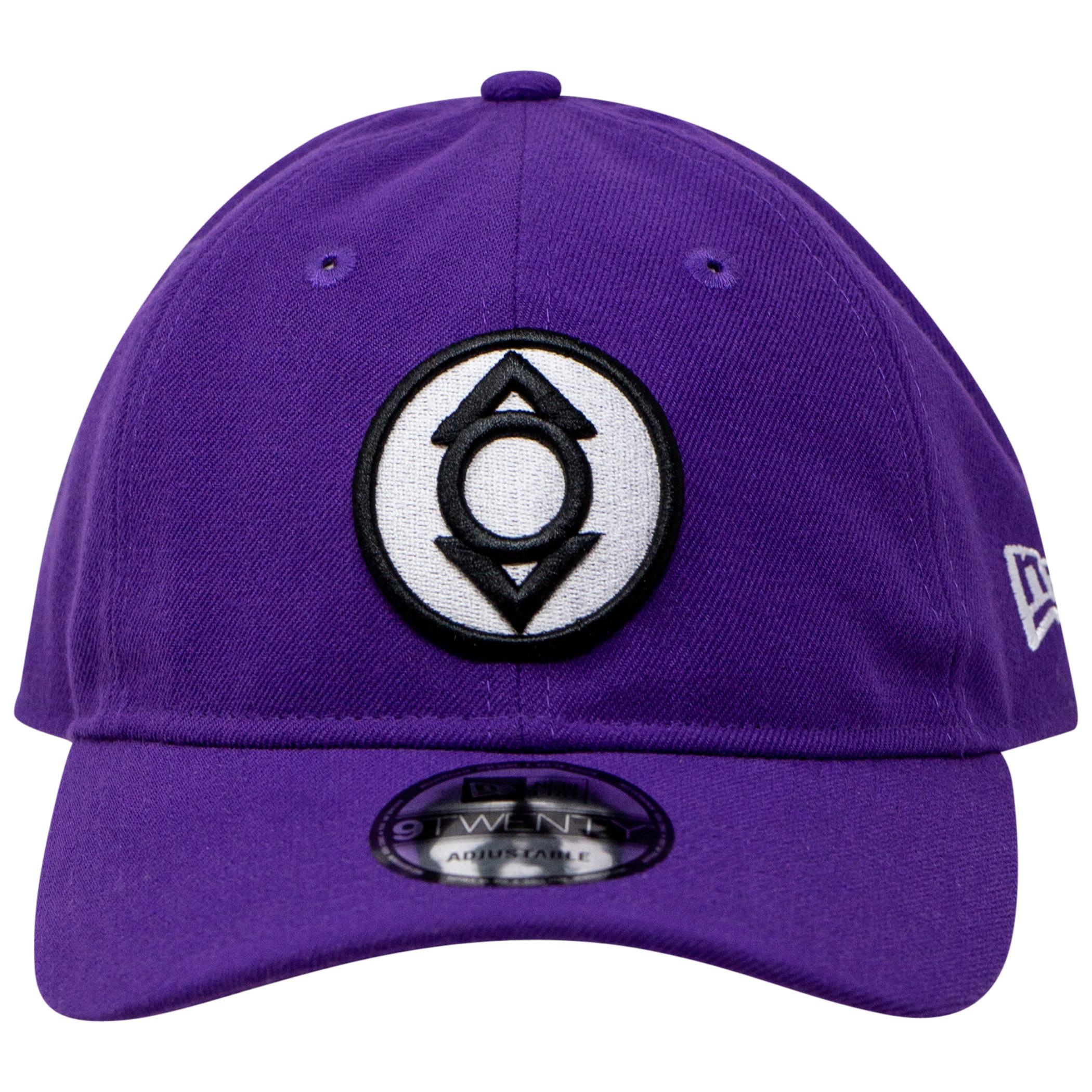 Indigo Lantern Color Block New Era 9Twenty Adjustable Hat
