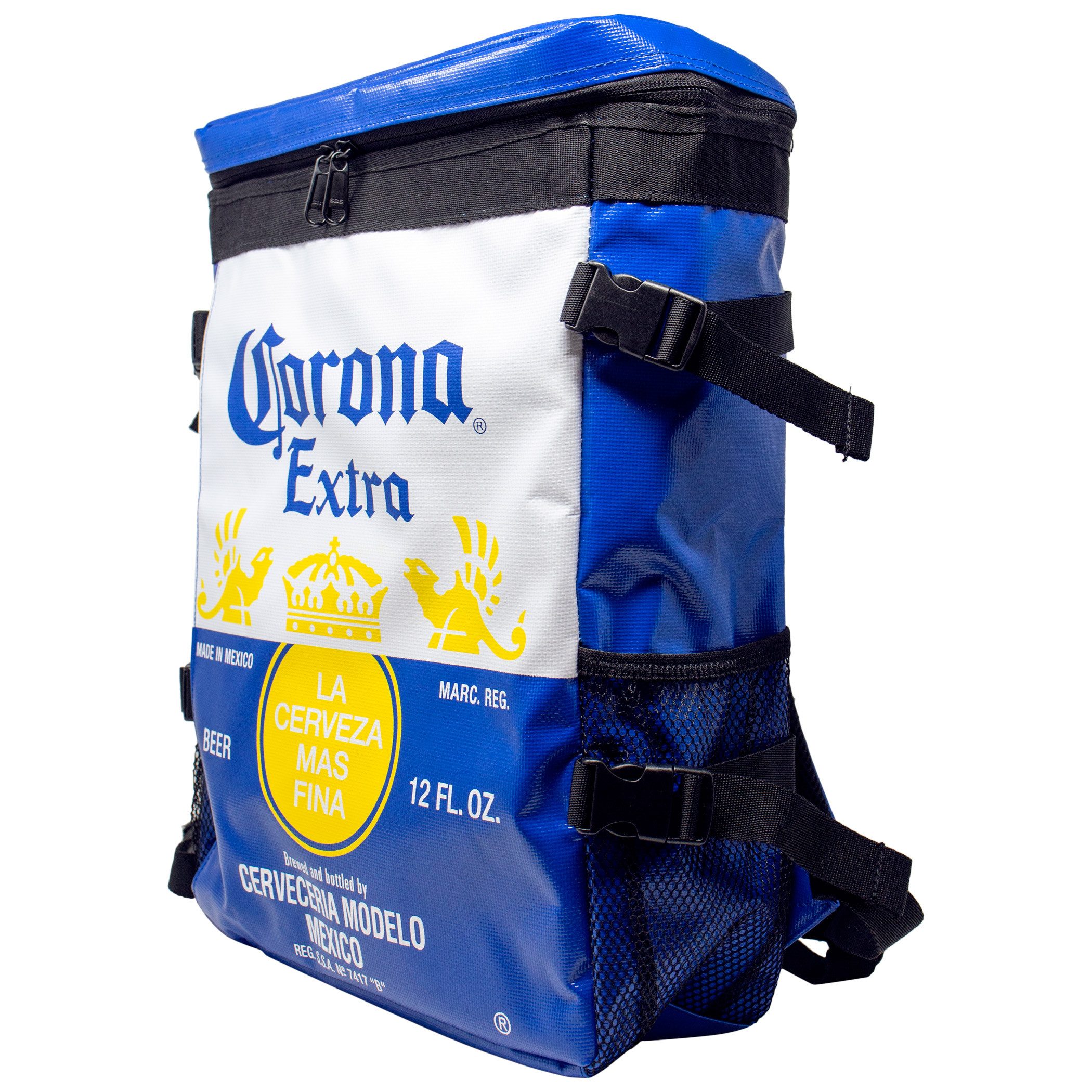 Corona Extra Label Backpack Cooler