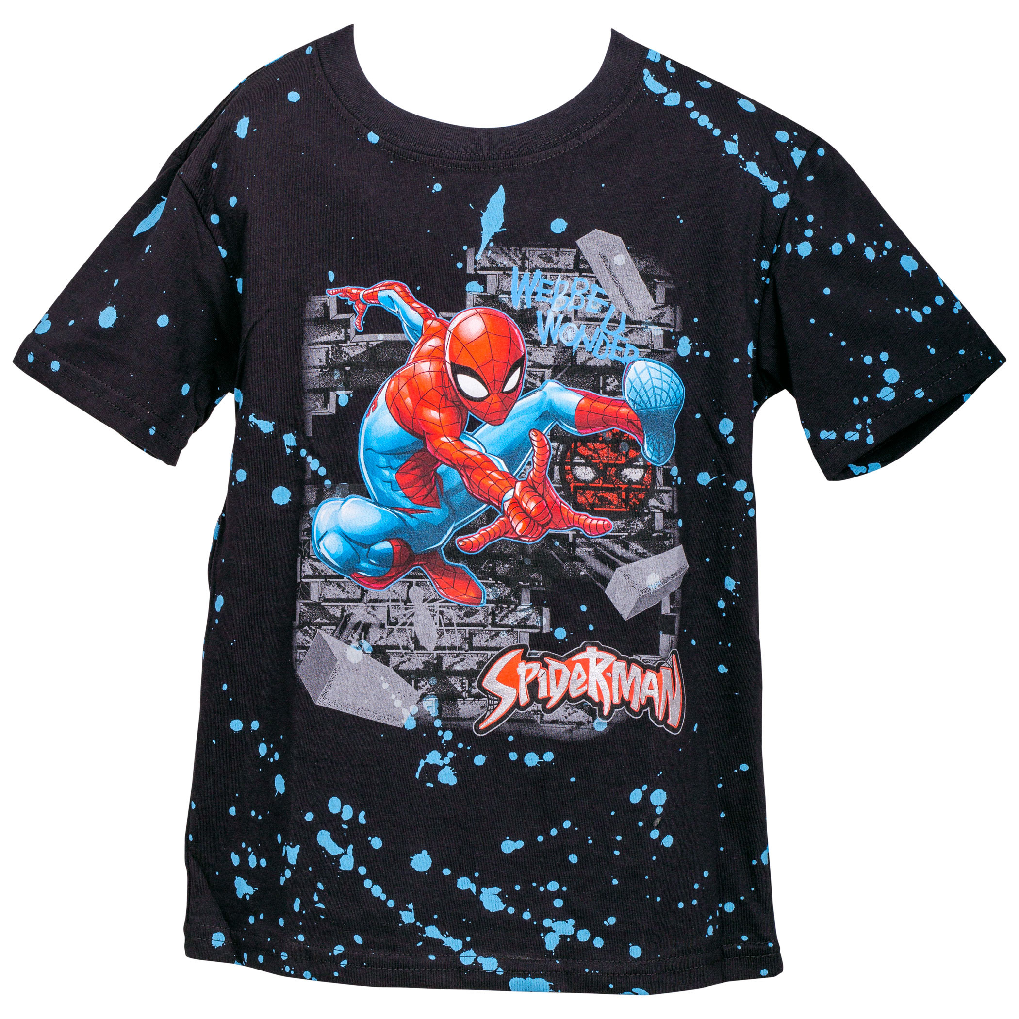 Spider-Man Webbed Wonder Youth T-Shirt
