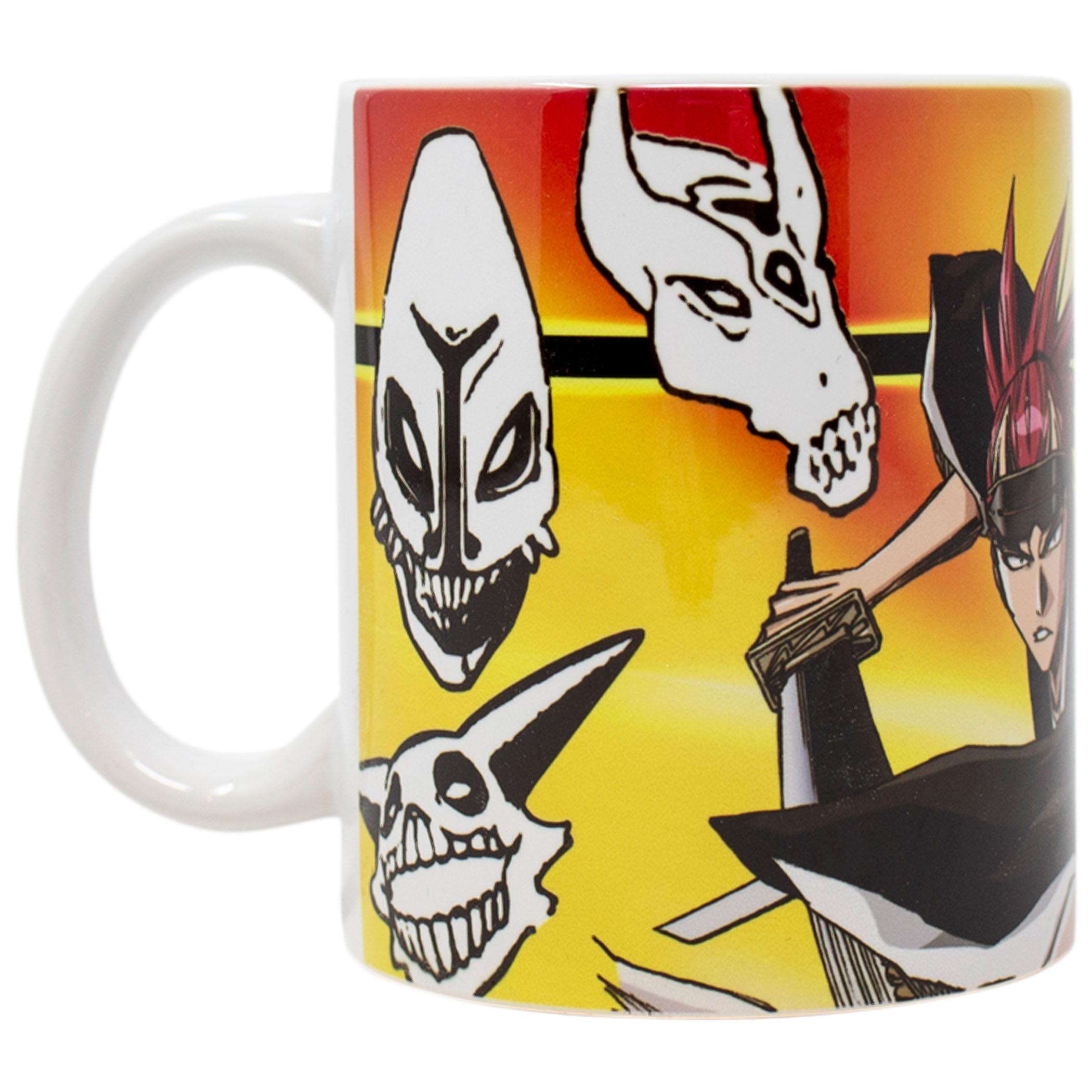 Bleach Ichigo & Renji 11oz. Ceramic Mug