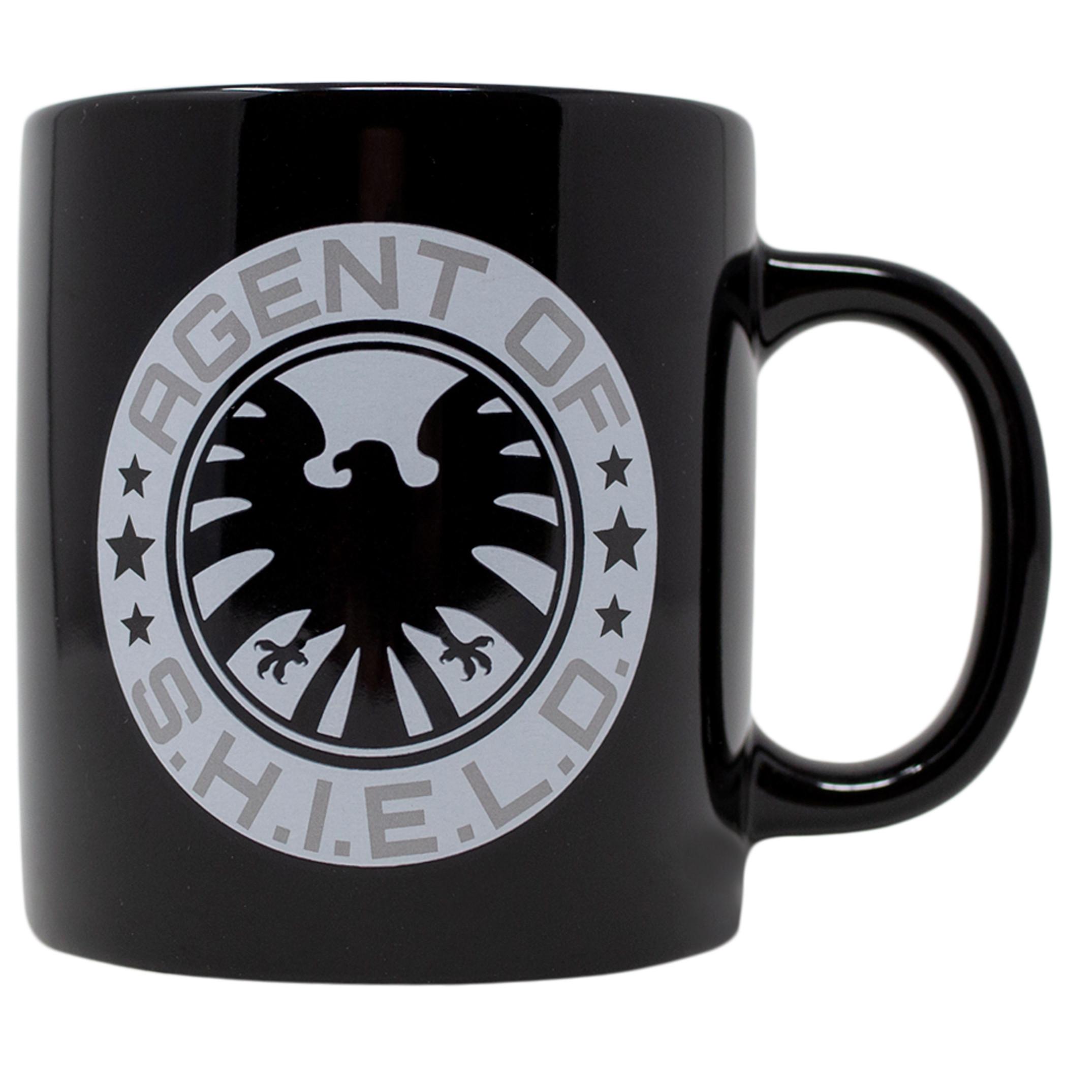 Marvel Agents of S.H.I.E.L.D. Symbol 15 oz. Mug