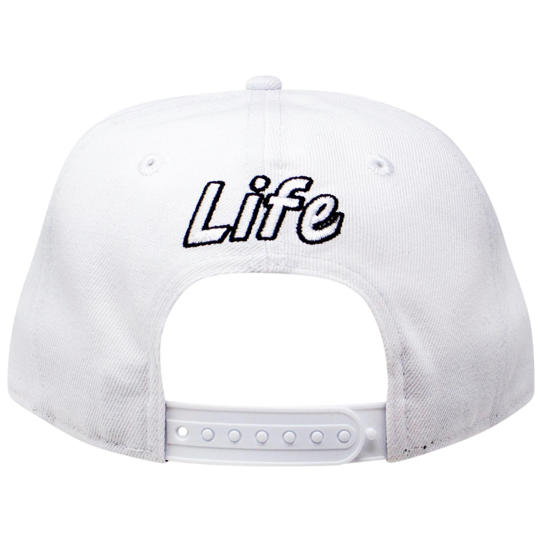 White Lantern Color Block New Era 9Fifty Adjustable Hat