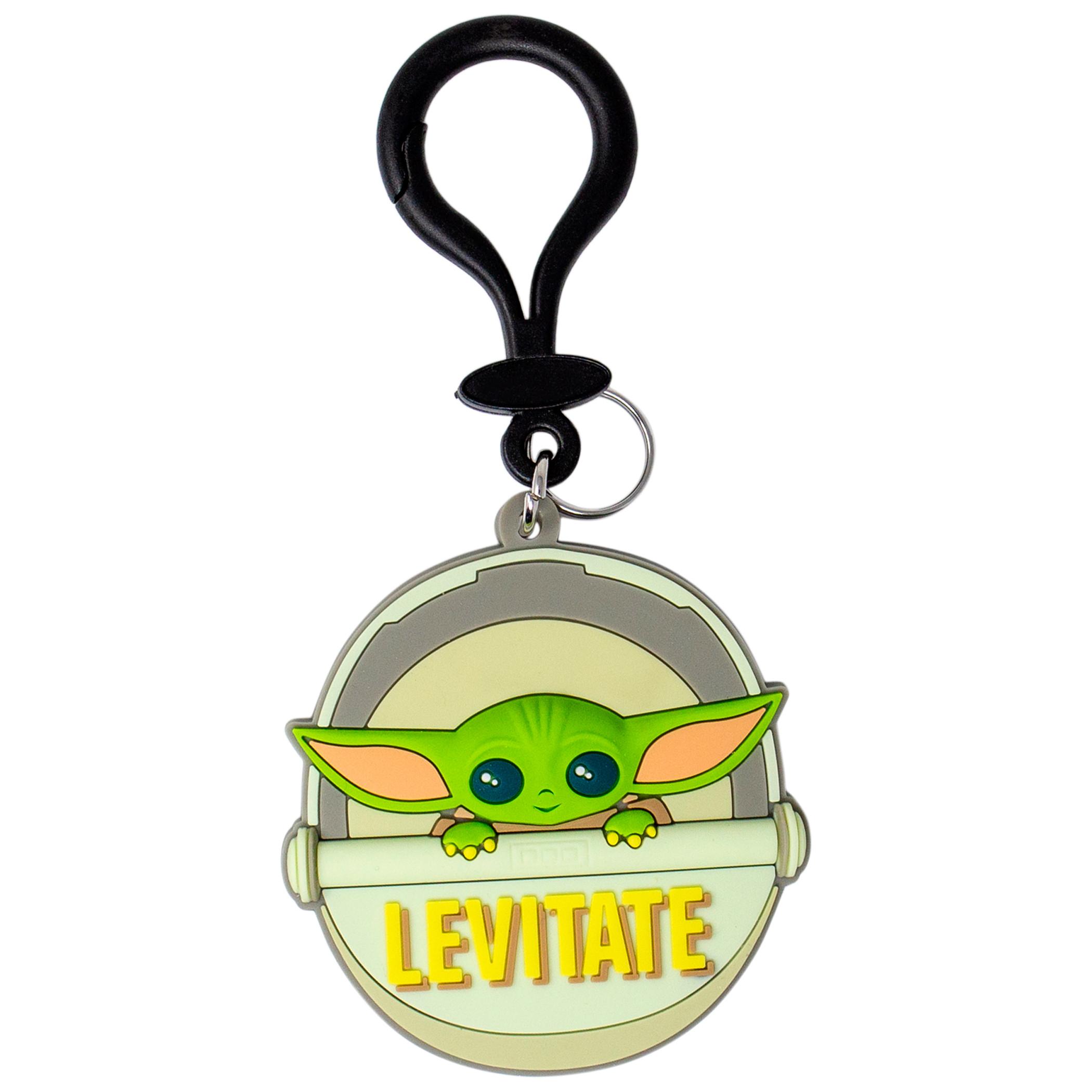 Star Wars The Child Levitate PVC Bag Clip