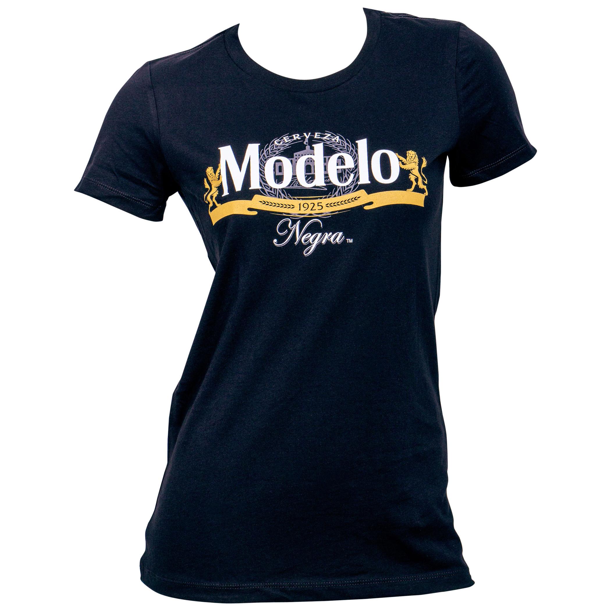 Negra Modelo Logo Women's T-Shirt