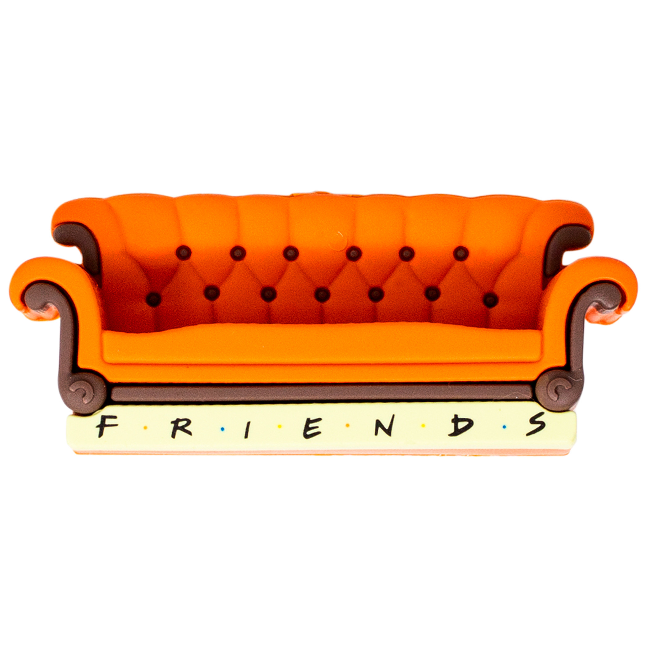 Friends Couch 3D Foam Magnet