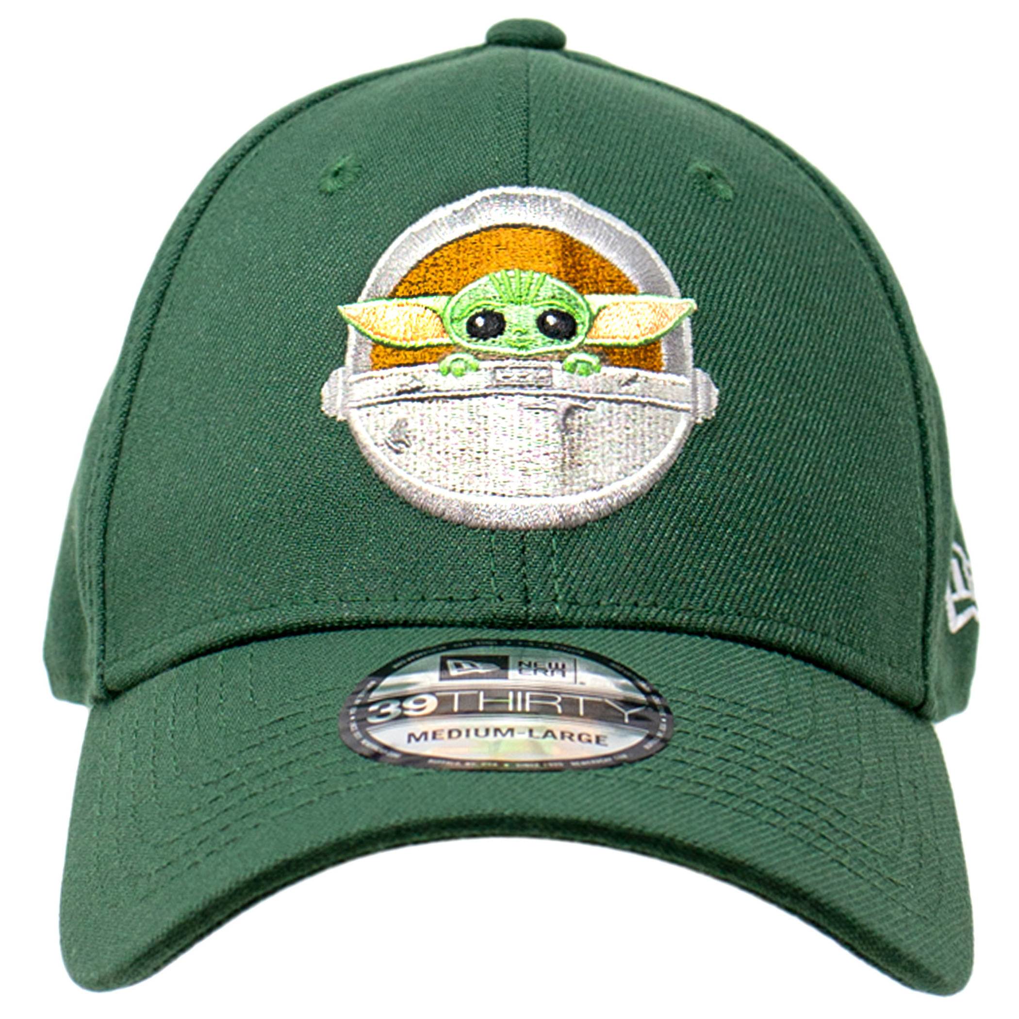 Star Wars The Mandalorian The Child Green 39Thirty New Era Hat