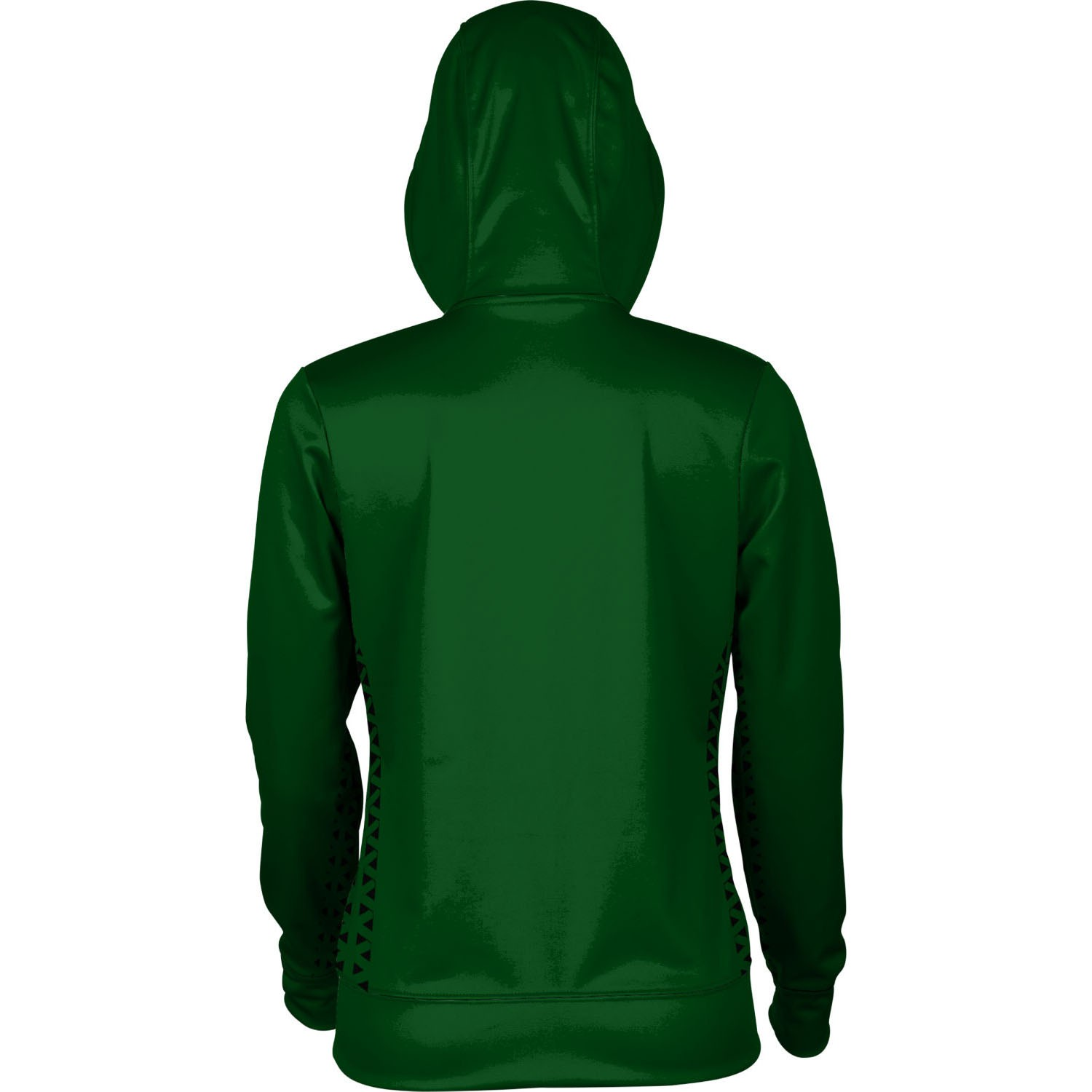 ProSphere Women's Ohio University Geometric Fullzip Hoodie