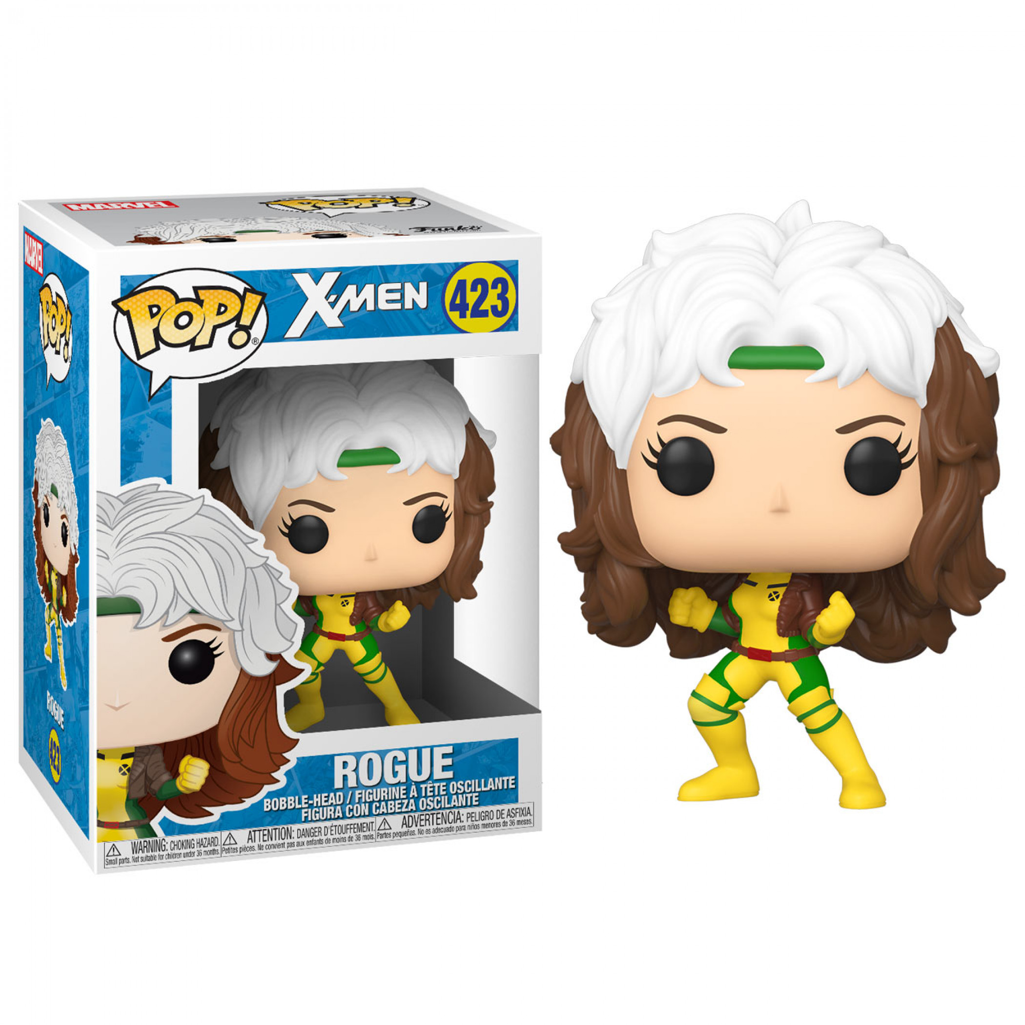 Marvel: X-Men Classic - Rogue Funko Pop! Figure