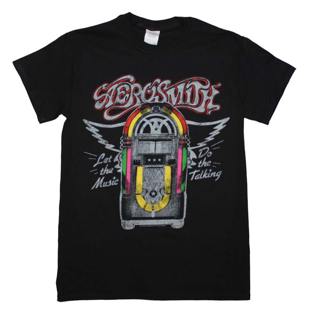Aerosmith Juke Box T-Shirt