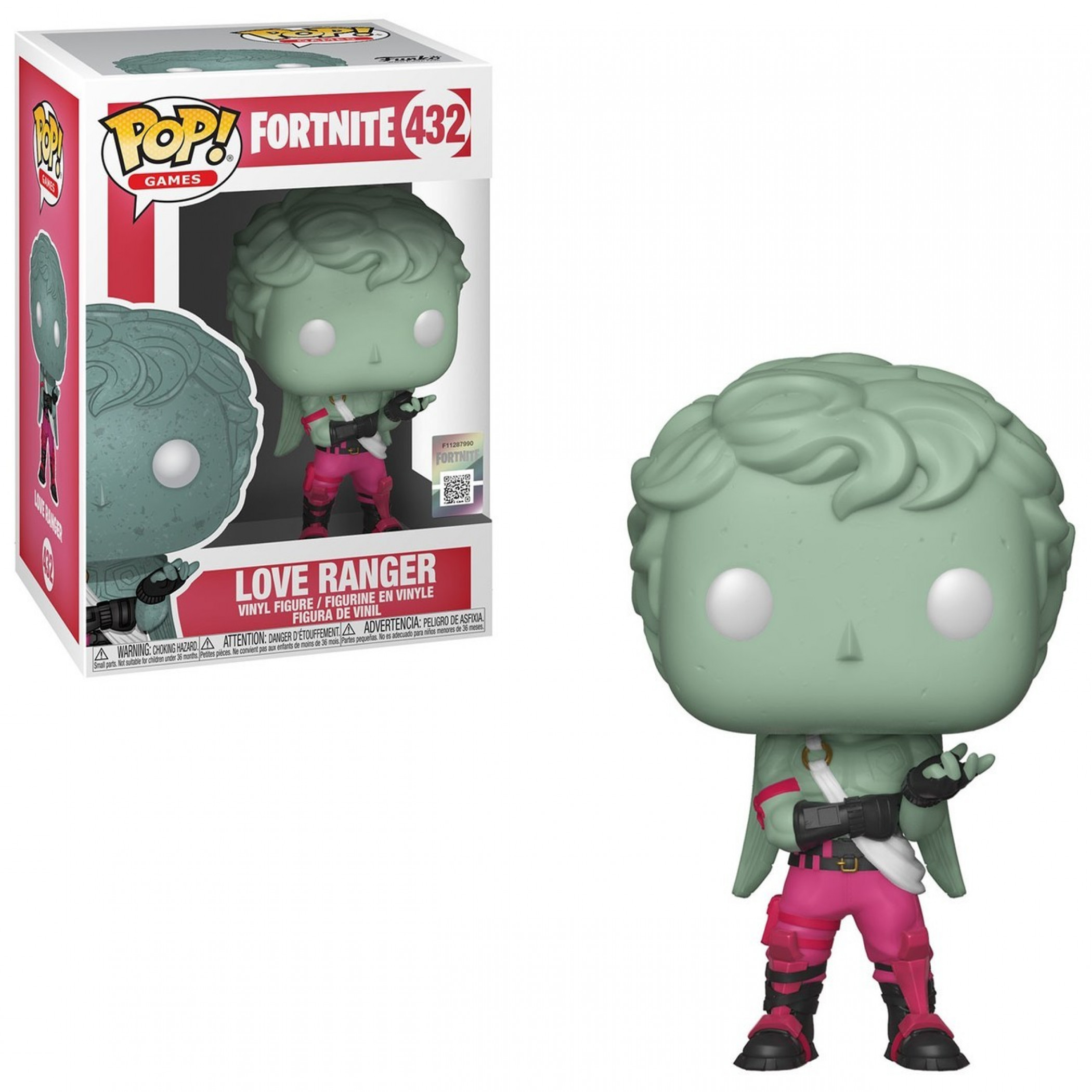 Pop! Games: Fortnite - Love Ranger Vinyl Figure