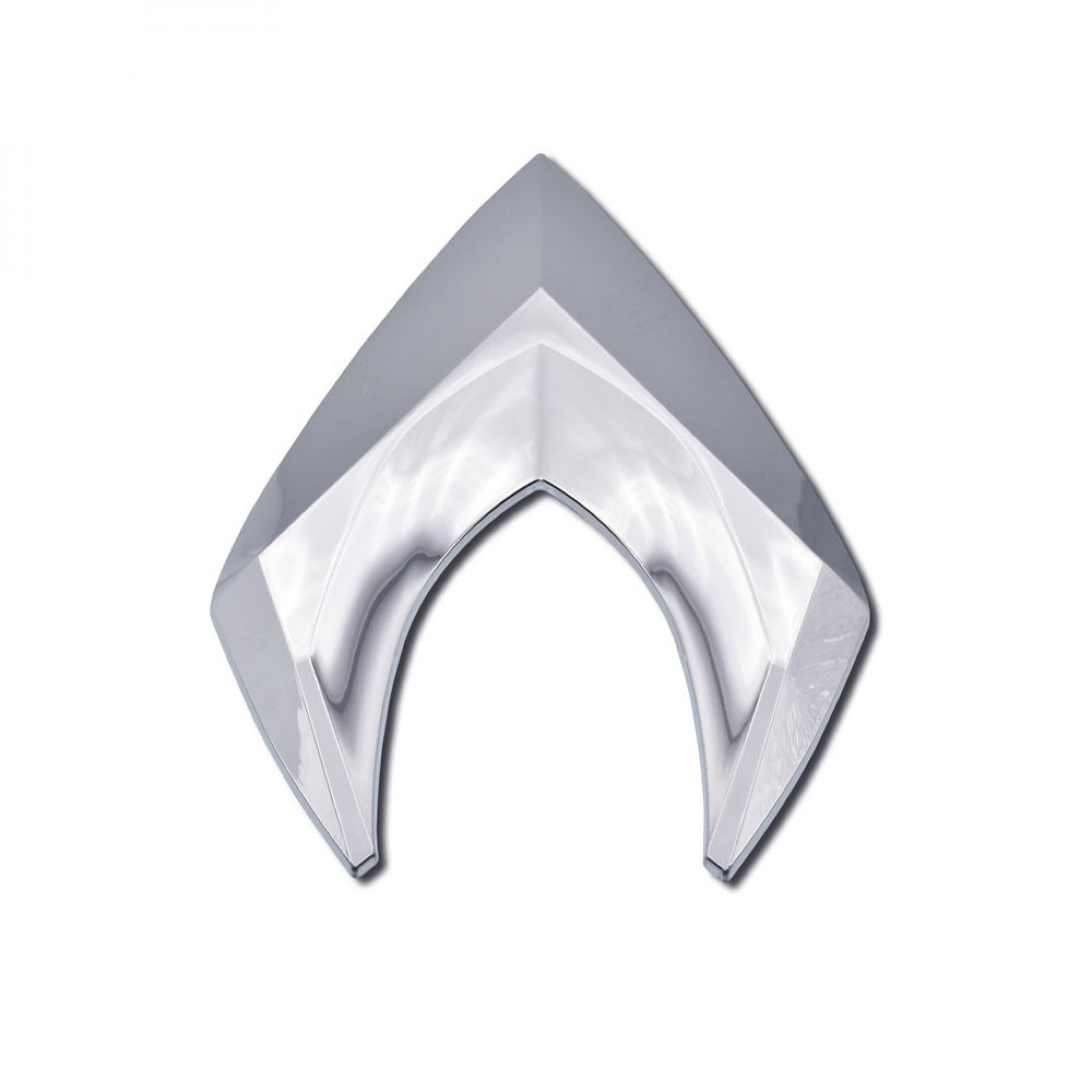 Aquaman Chrome Emblem